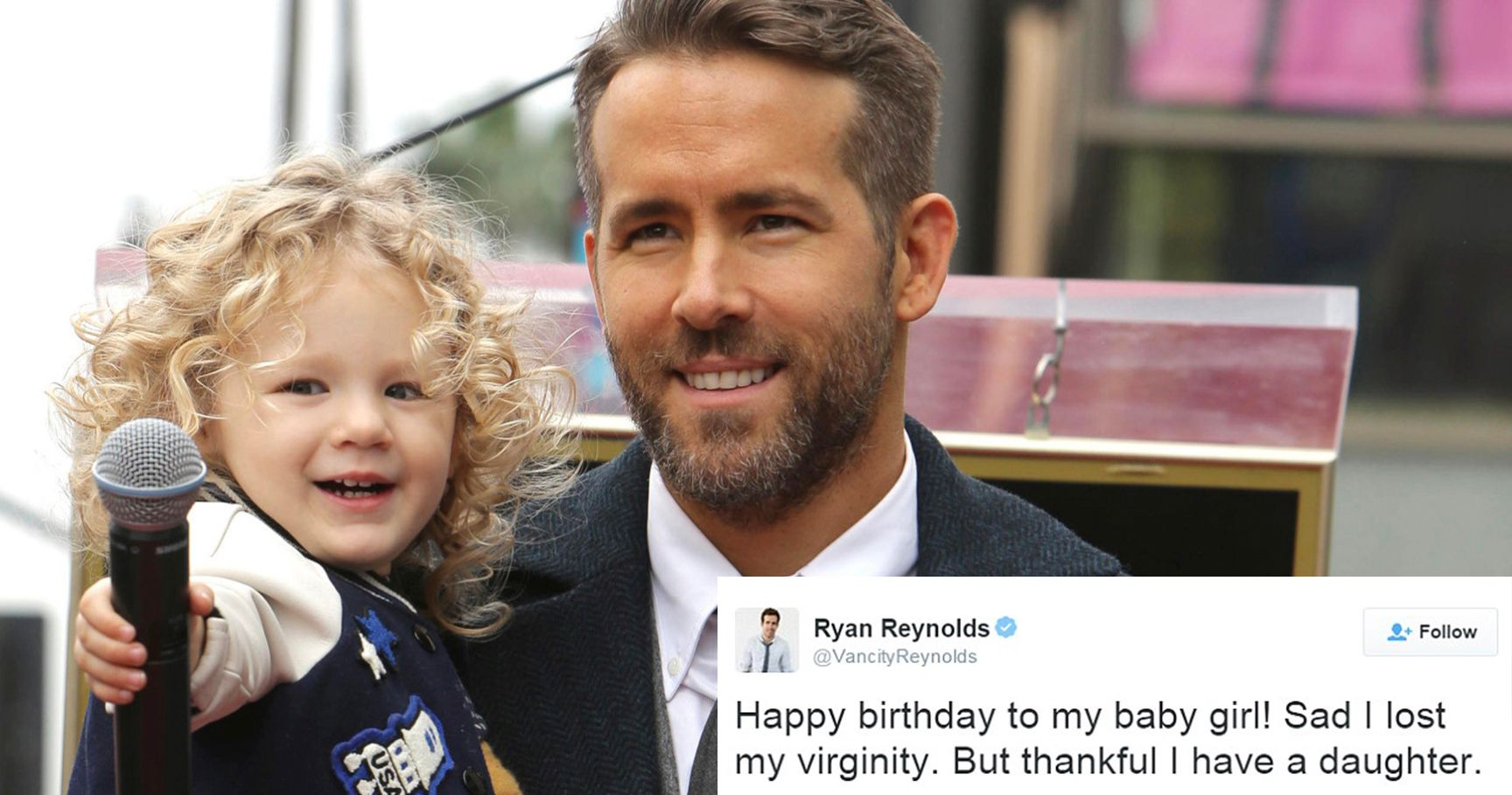 15 Times Celebrity Dads Made Us LOL With Their Stories
