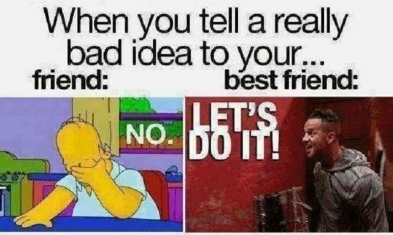15 Funny Memes About Friendship That Remind Us Of Our BFFs