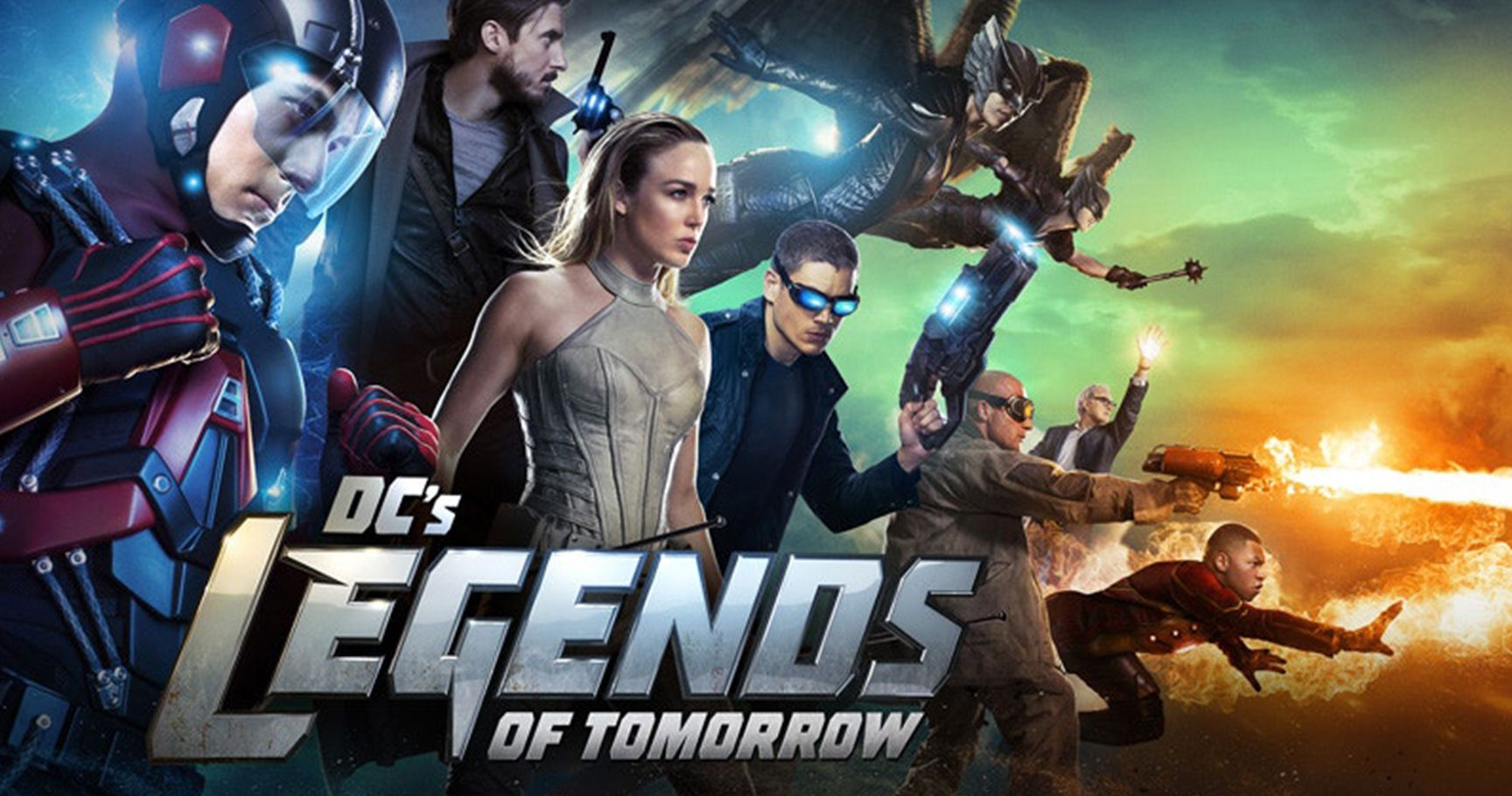 How Well Do You Know DC's 'Legends Of Tomorrow?'