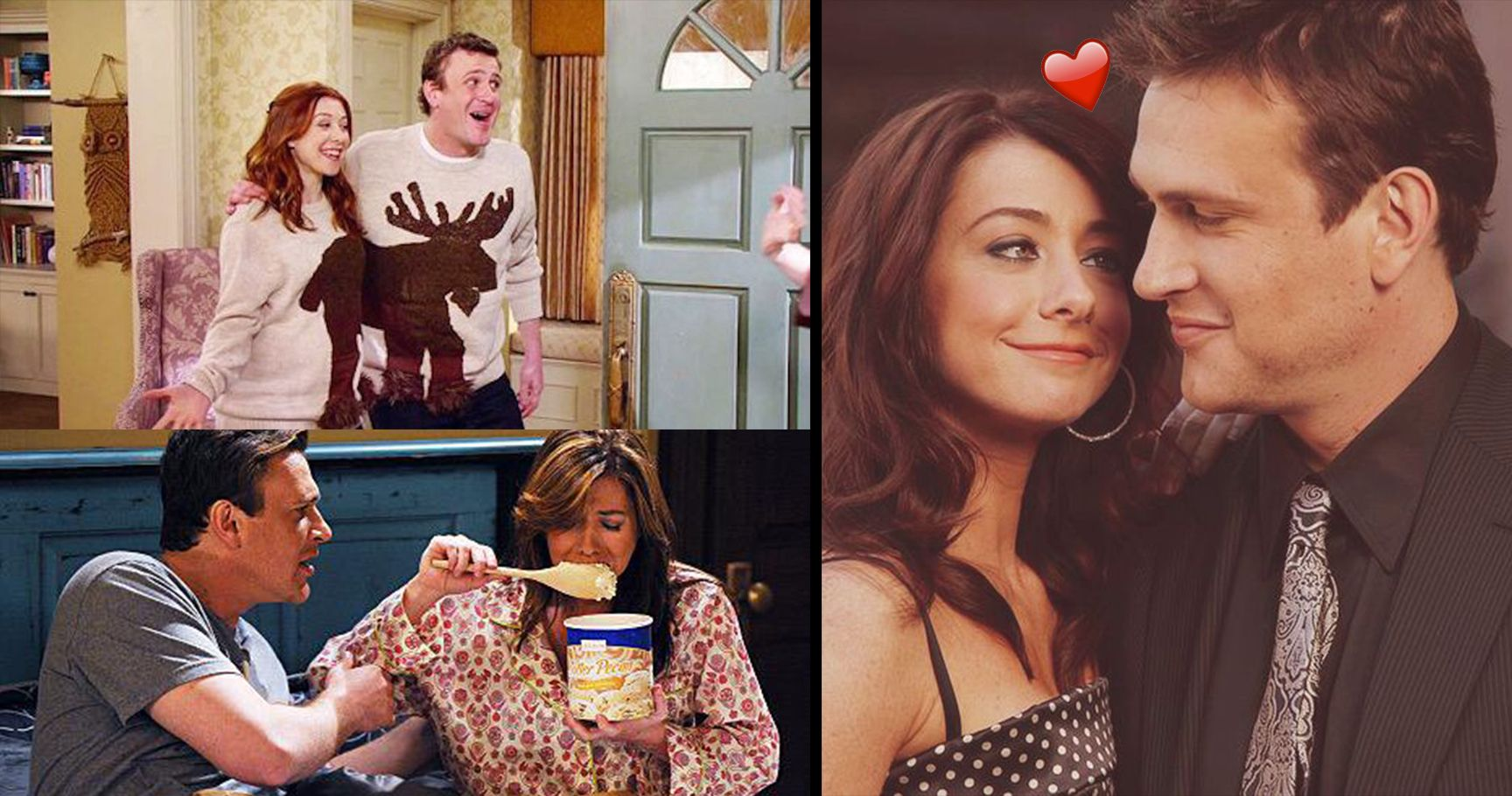 15 Times Lily and Marshall from 'HIMYM' Were #RelationshipGoals
