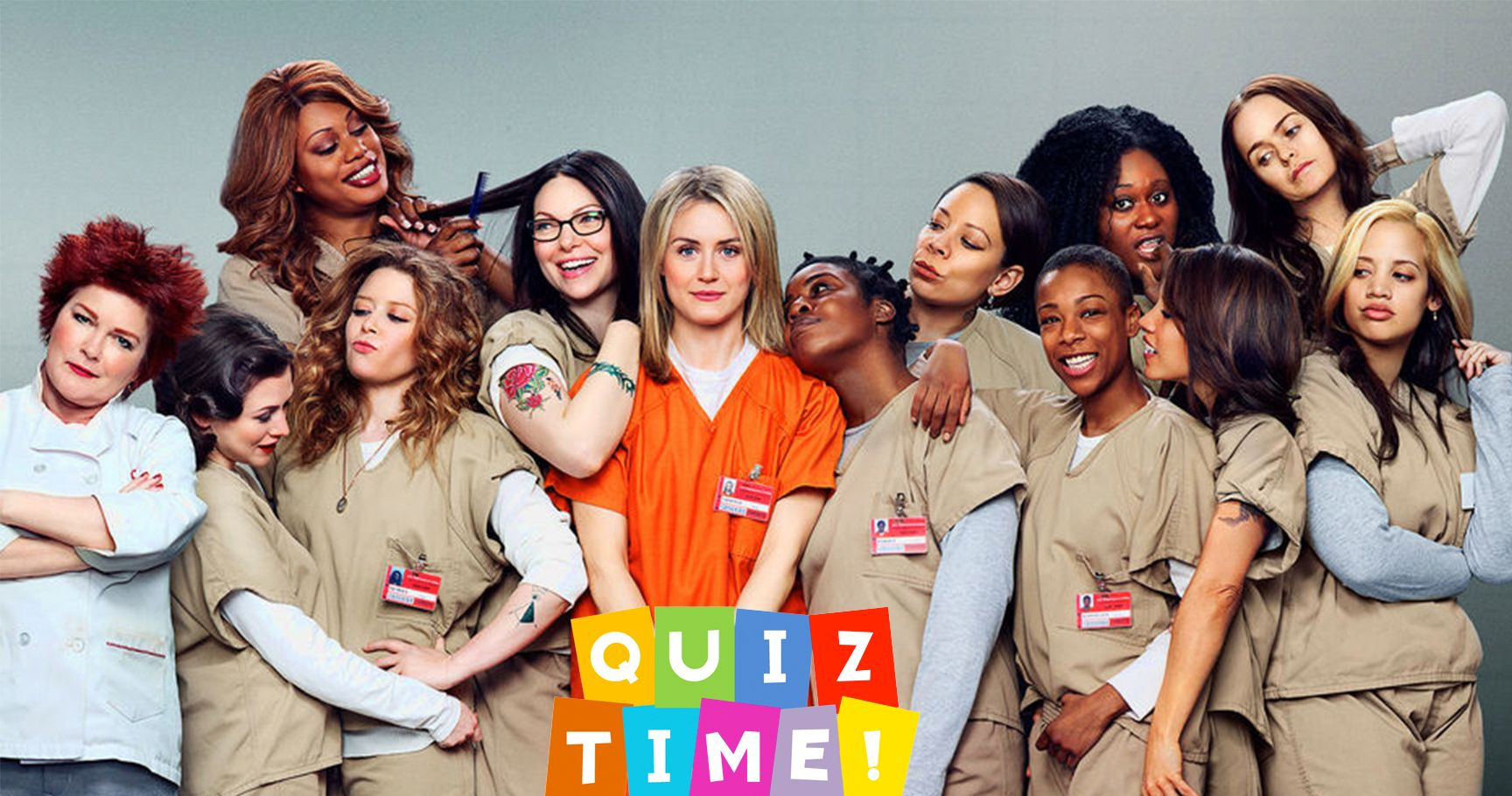 Only Real Fans Can Get 30/35 On This 'Orange Is the New Black' Quiz
