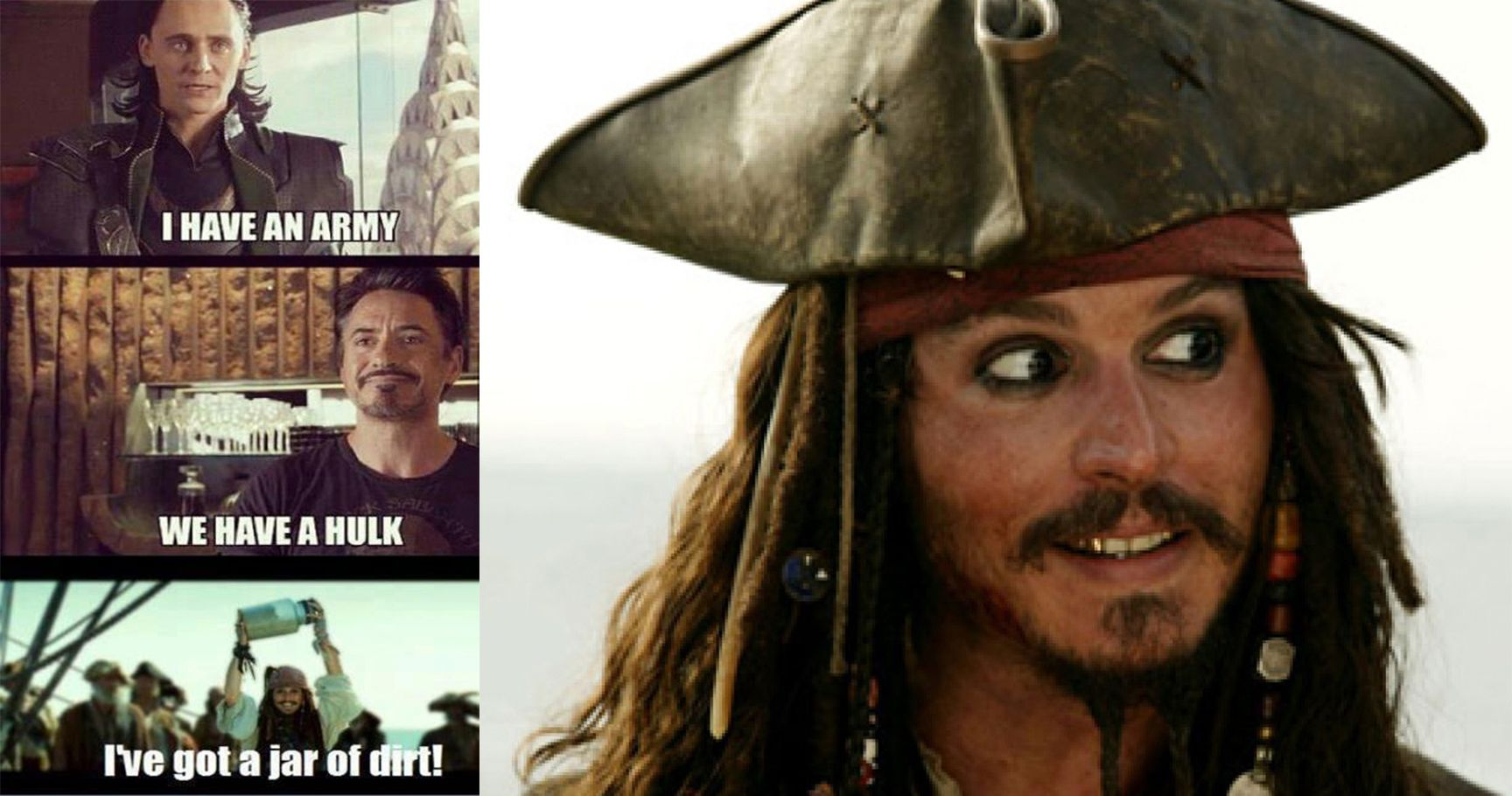 15 Hilarious 'Pirates Of The Caribbean' Memes That Will Have You In Tears