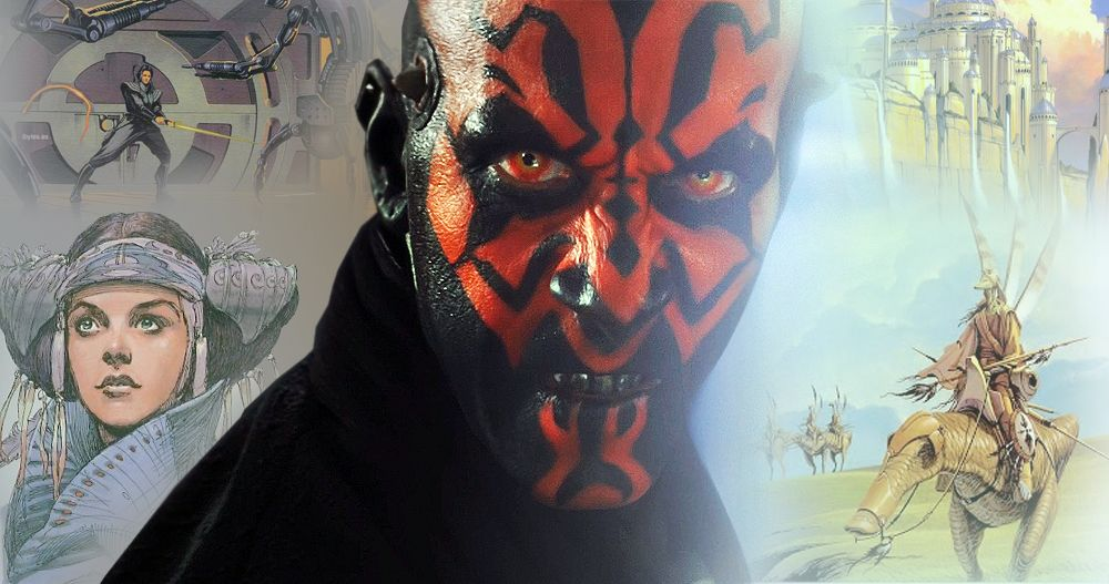 15 Surprising Ways 'The Phantom Menace' Was Almost A Very Different Movie