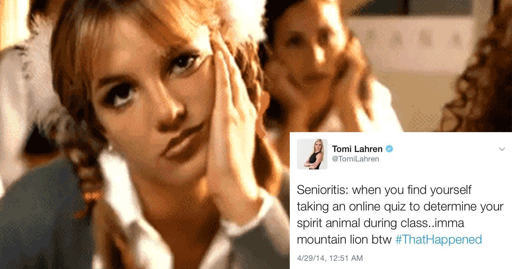 15 Tweets About 'Senioritis' That Are Almost Too Relatable