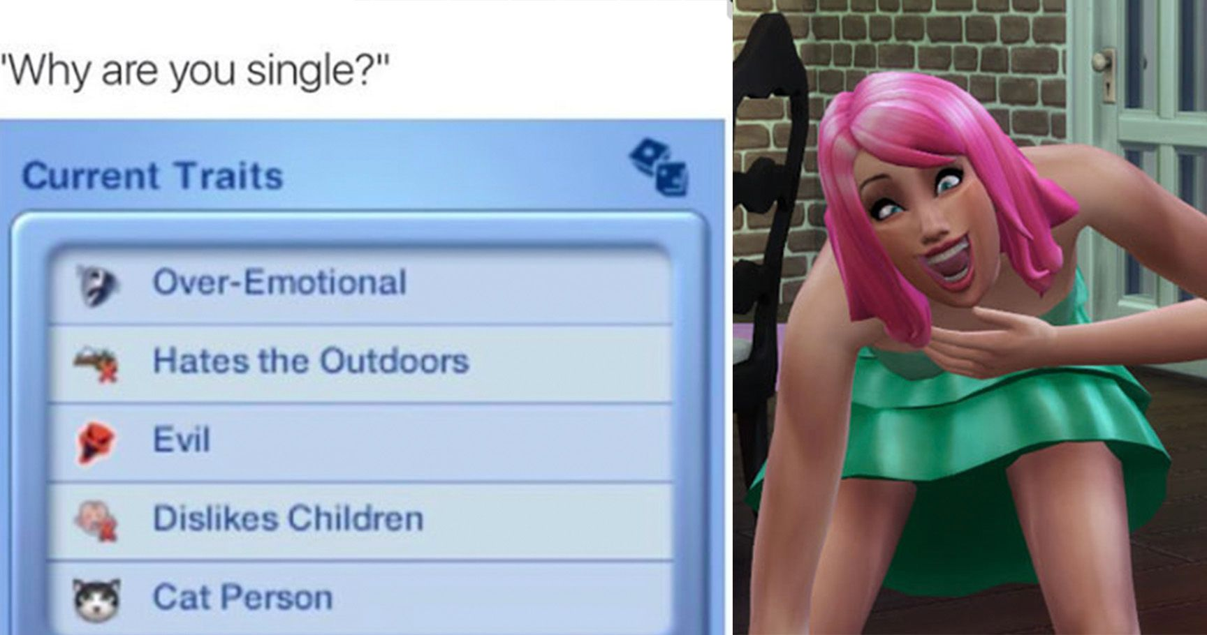 "15 Posts About 'The Sims' That Will Make You Say, ""Same"""