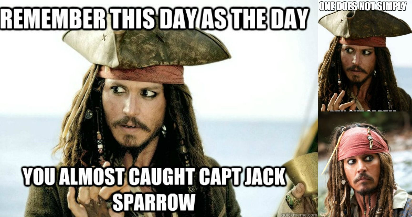 Pirates Of The Caribbean Quotes 15 Jack Sparrow Quotes That Are Too Perfect For Words