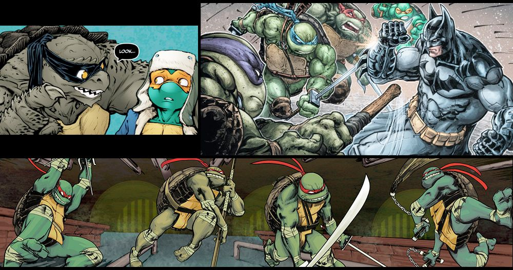 15 Reasons You Should Be Reading The New 'TMNT' Comics