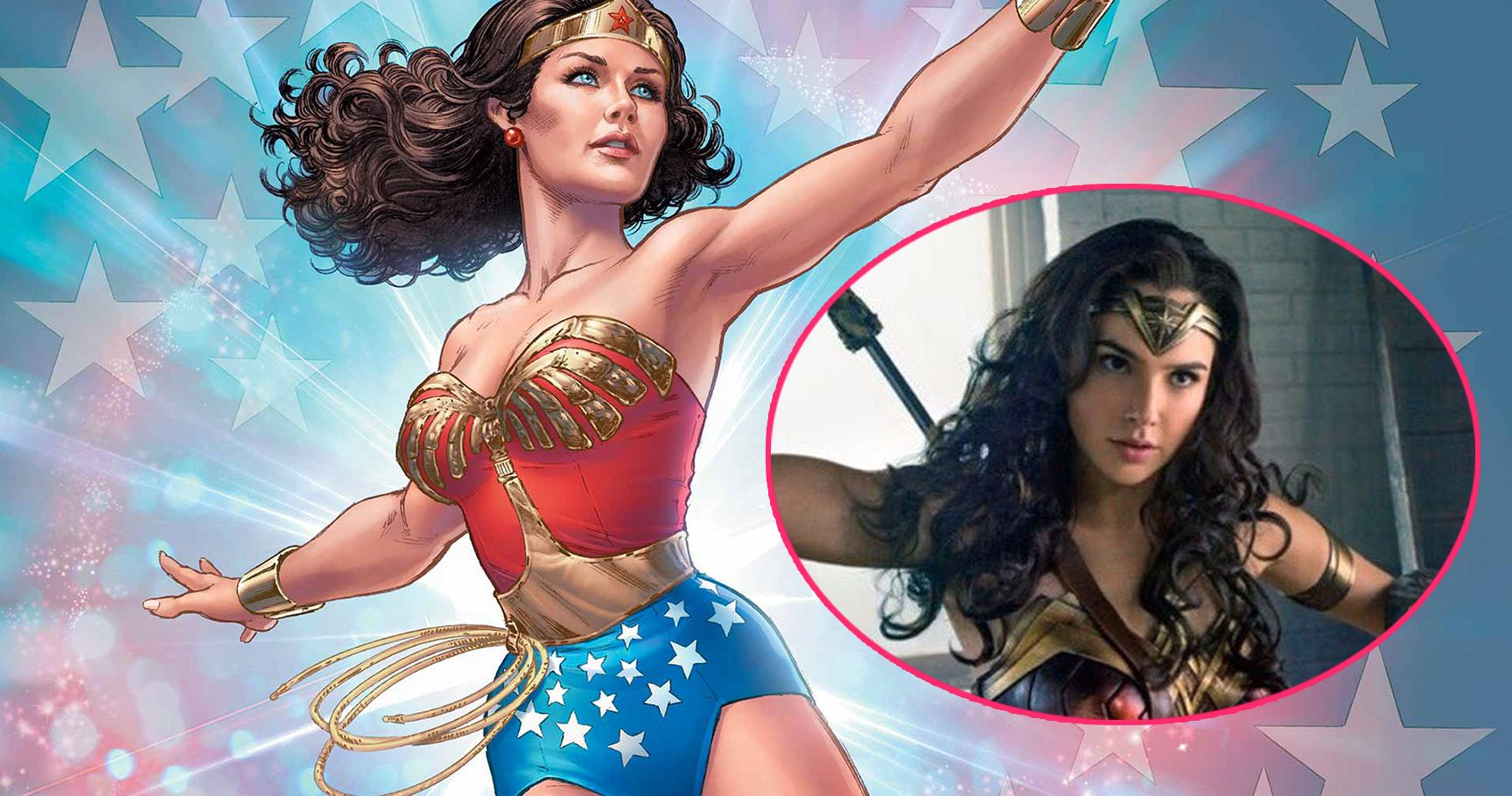 15 Surprising Things Most People Don't Know About Wonder Woman
