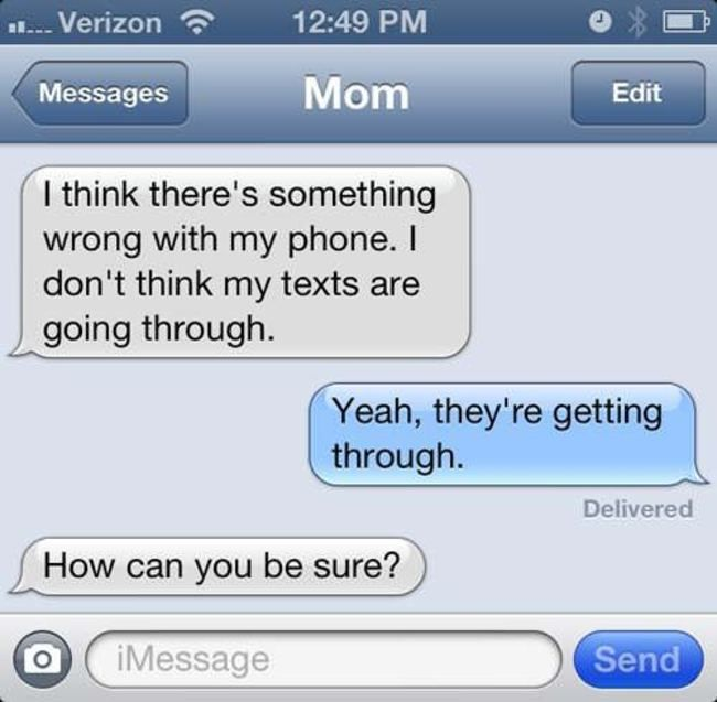 Clueless Parents Who Need To Stop Texting