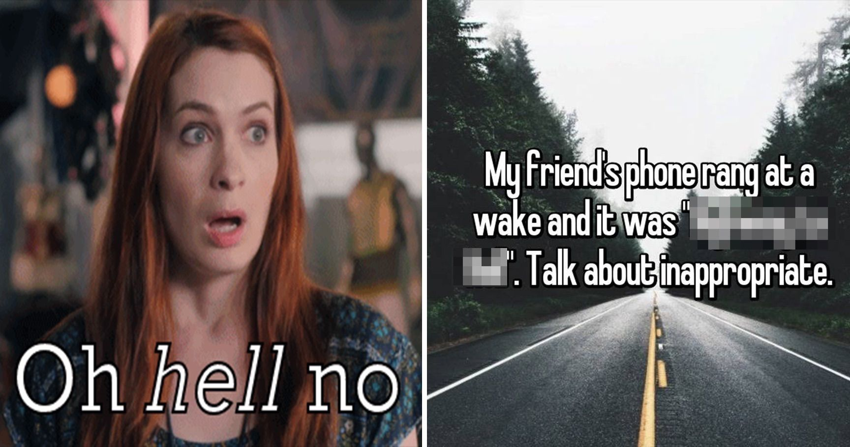 Whisper Confessions: 15 Most Cringeworthy Moments at Wakes