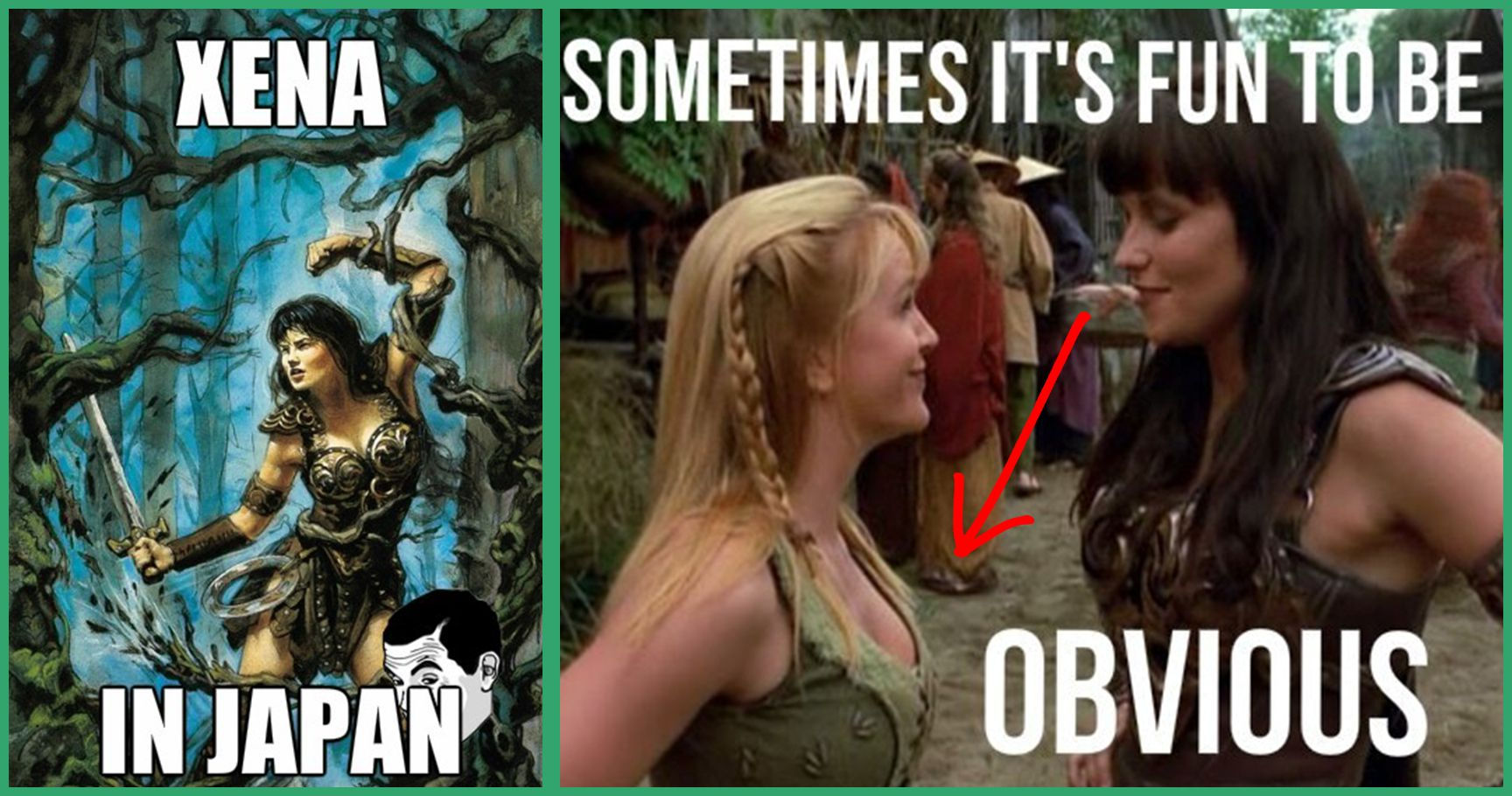 15 Hilarious Xena Memes That Prove She's Still Queen