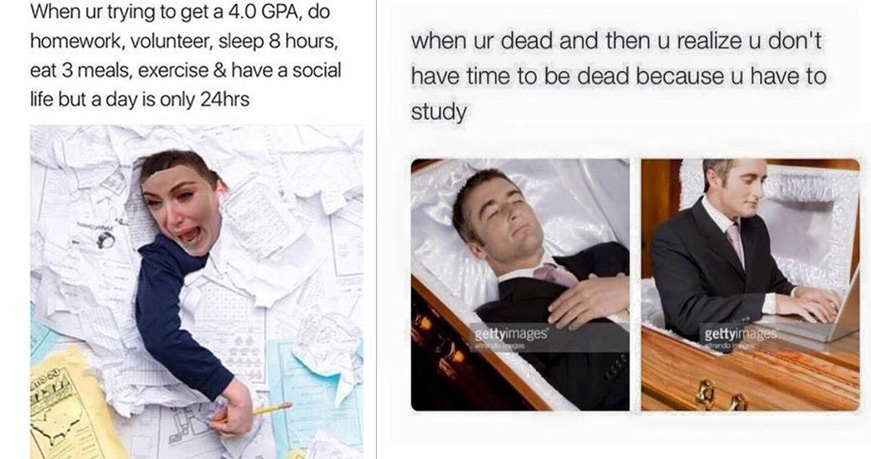 15 College Memes That Are So Relatable, It Hurts