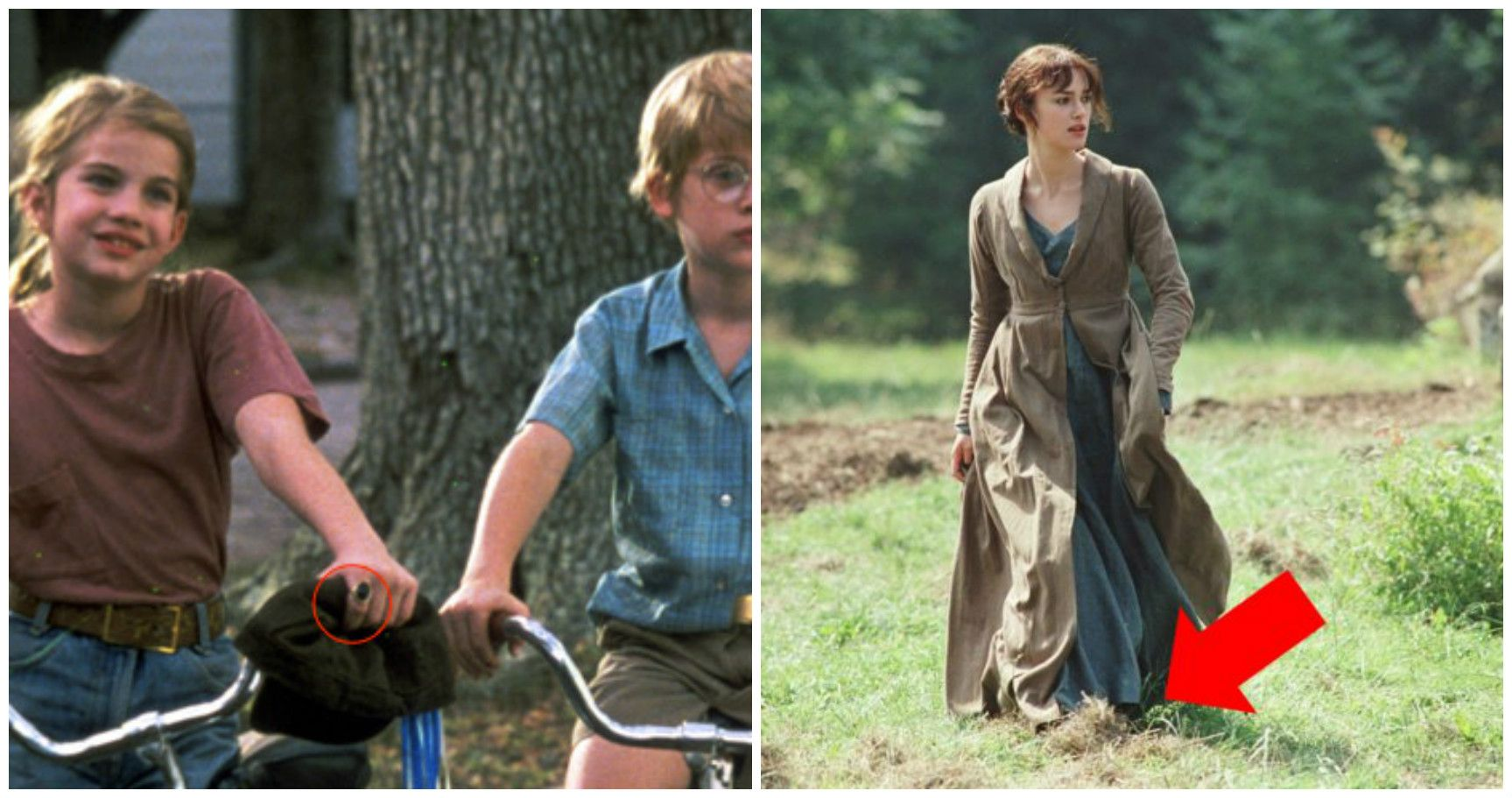 """15 Terrible Costume Mistakes In Your Favorite Movies That Will Make You Say """"WTF"""""""