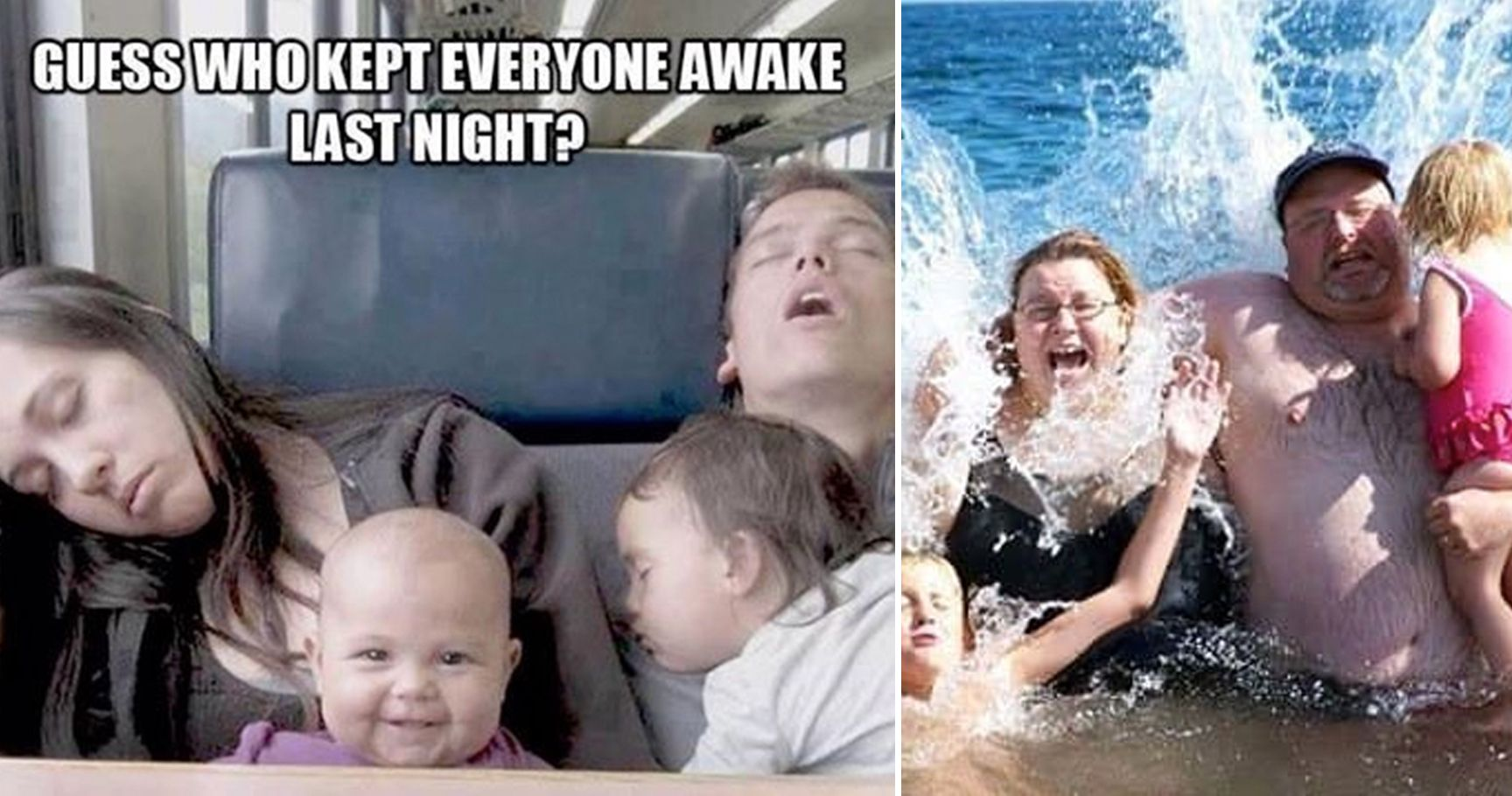 15 Family Vacation Fails Parents Know All Too Well (Photos)