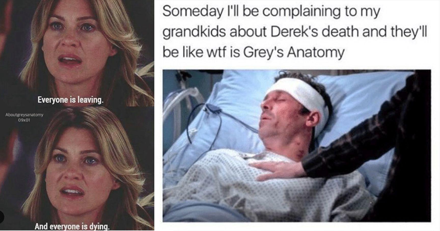Best Grey\'s Anatomy Memes | TheThings
