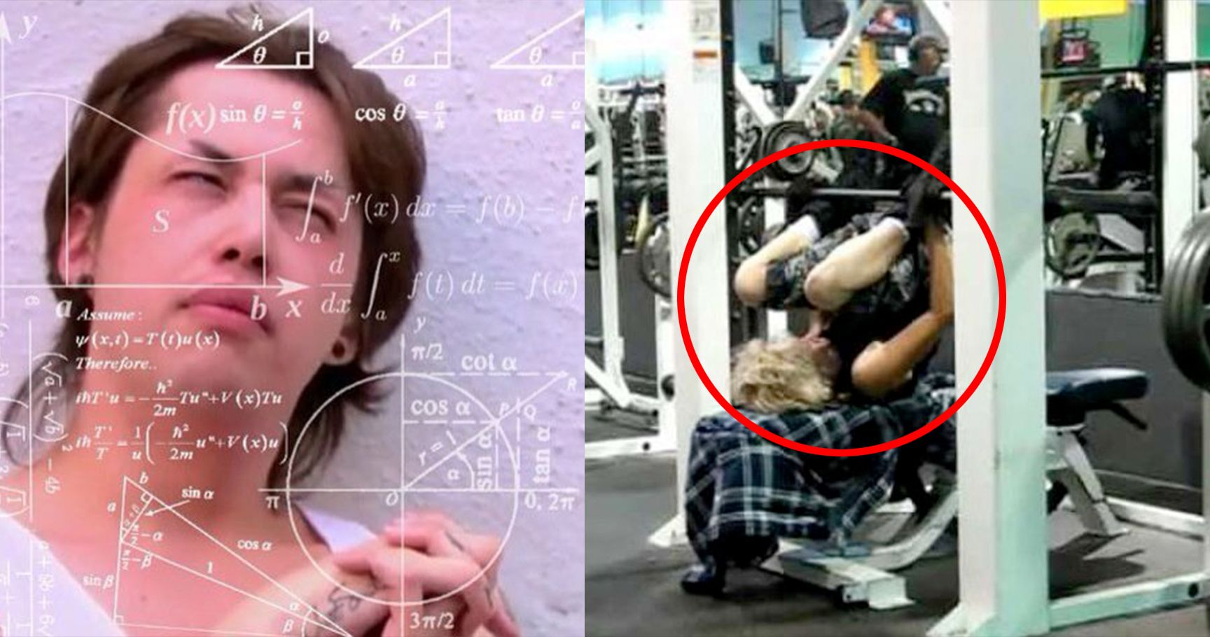 15 Most Hilarious Gym Fails Caught On Camera