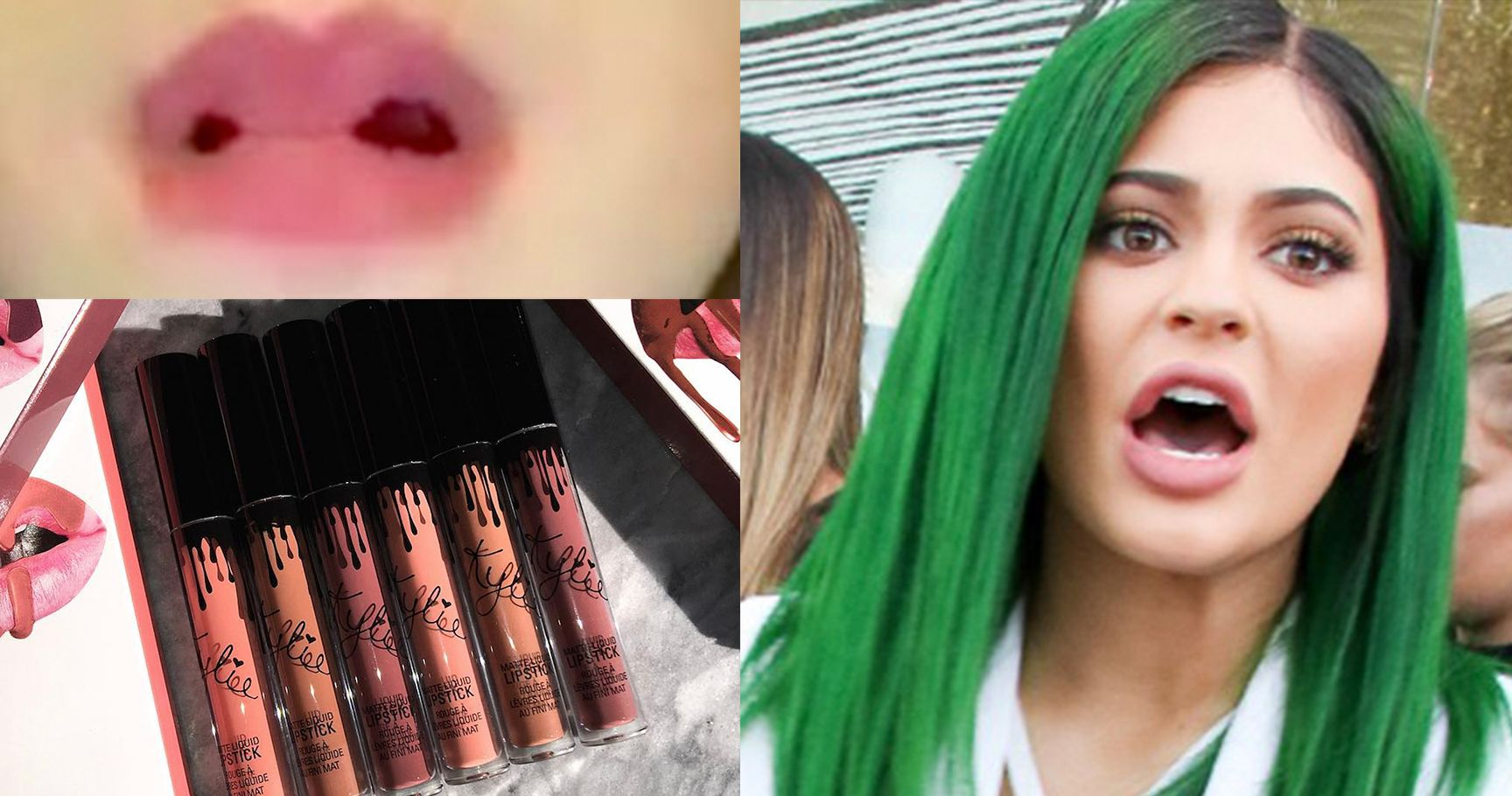 15 Krazy Facts About Kylie Lip Kits