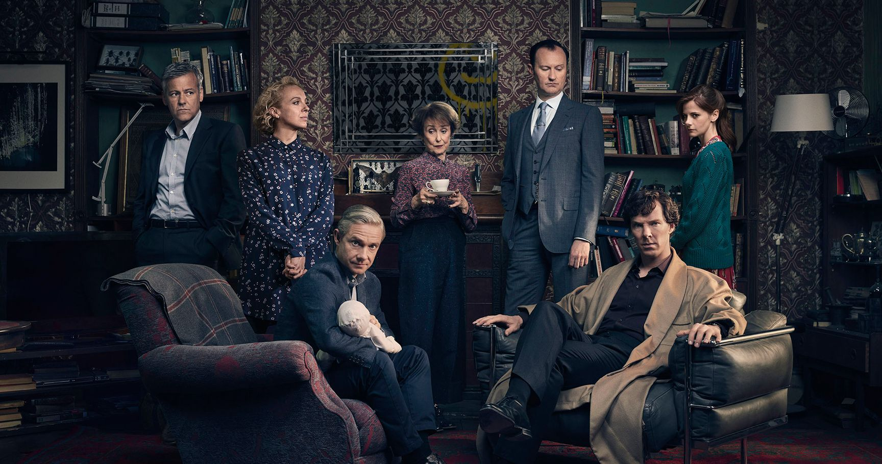 Can You Pass This 'Sherlock' Quiz?