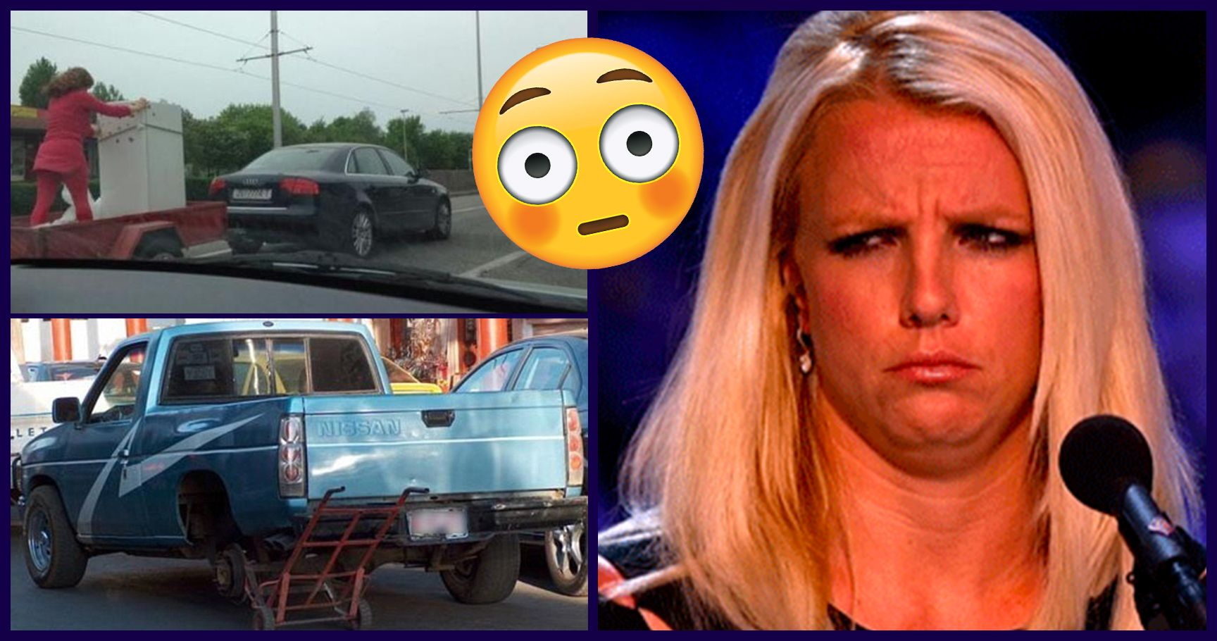 15 Geniuses Who Should Never Ever Have Been Allowed To Drive