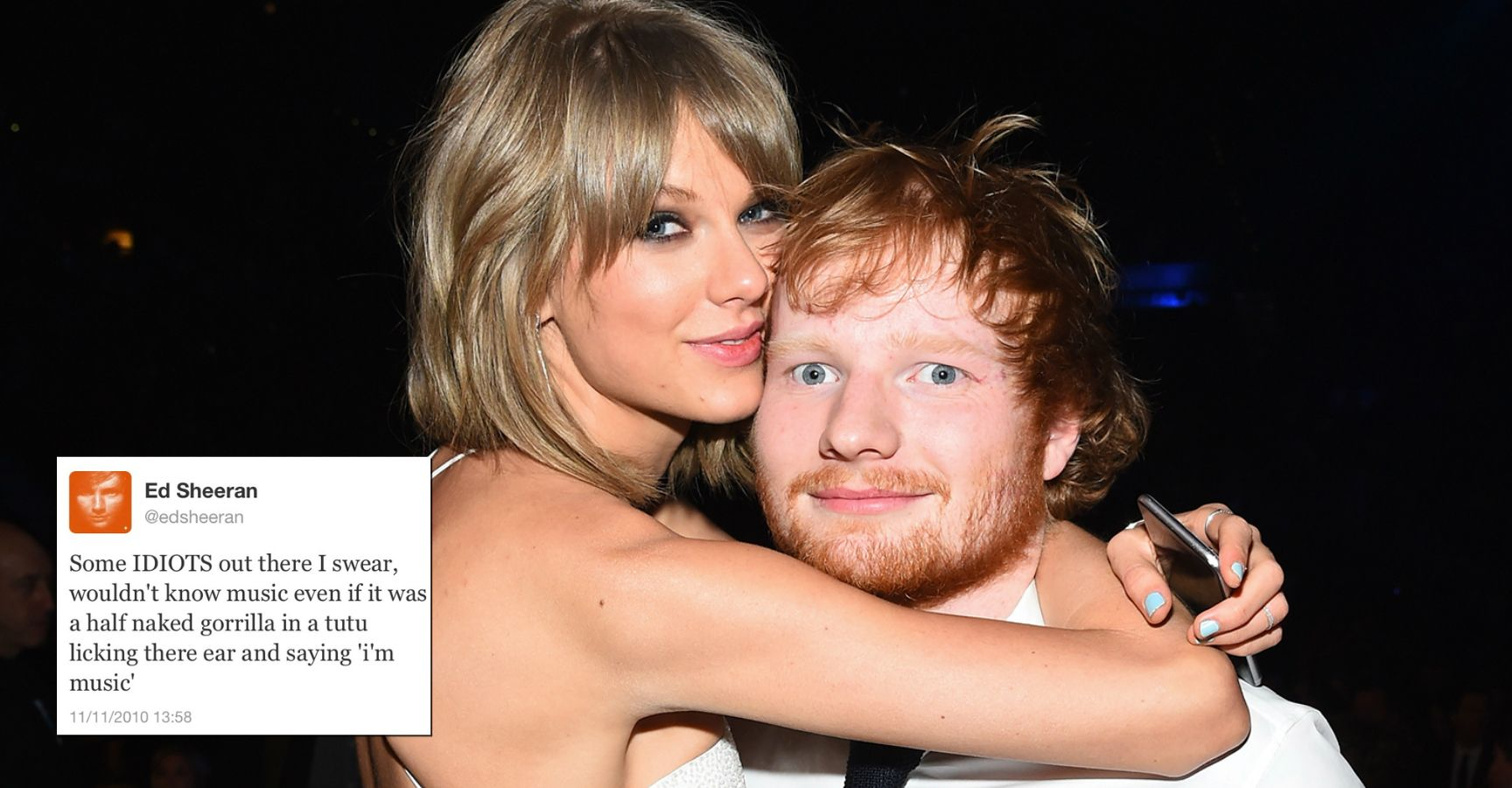 how to get in contact with ed sheeran