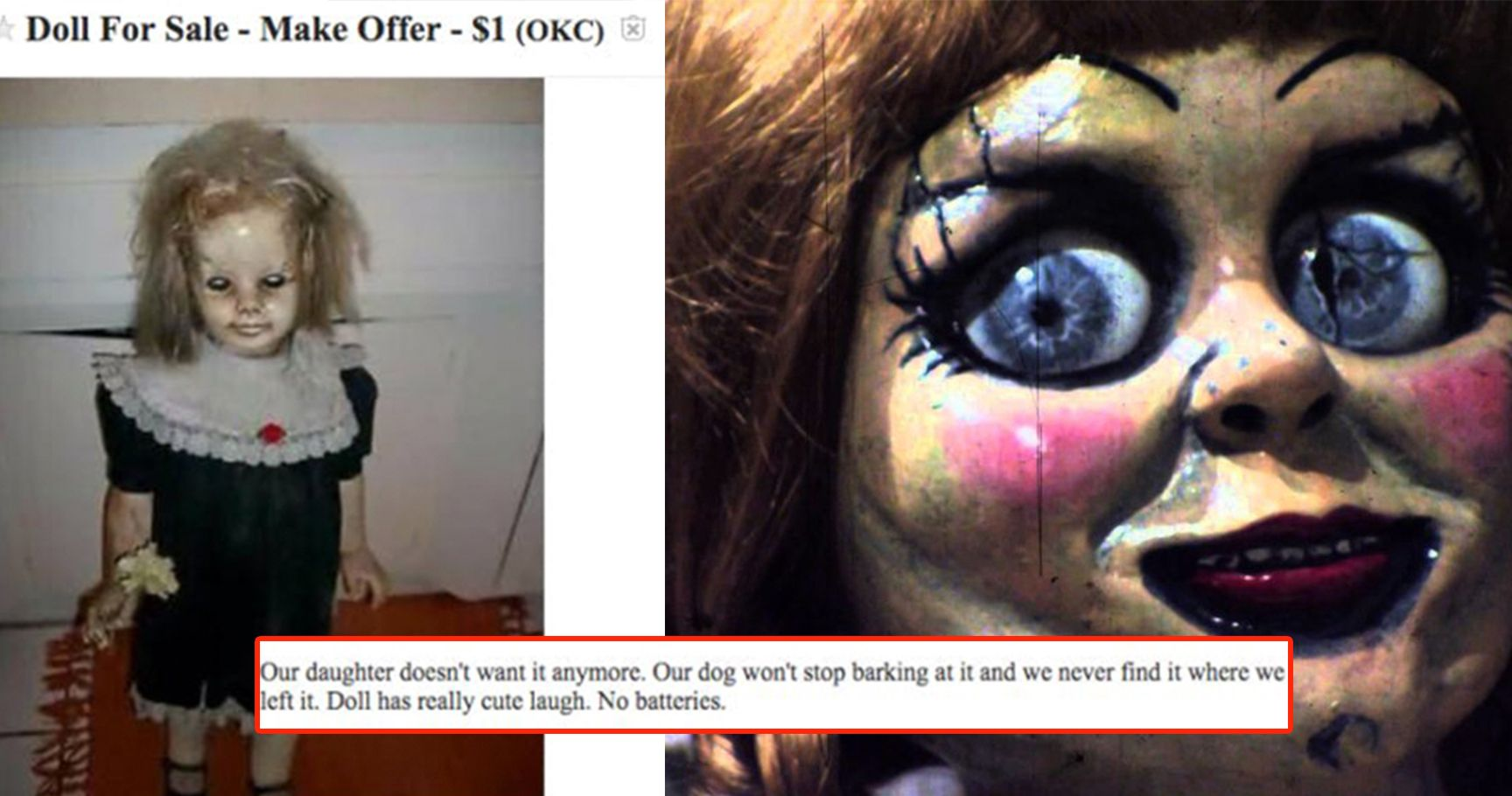 15 Of The Most Ridiculously WTF Craiglist Posts To Ever Grace The Internet