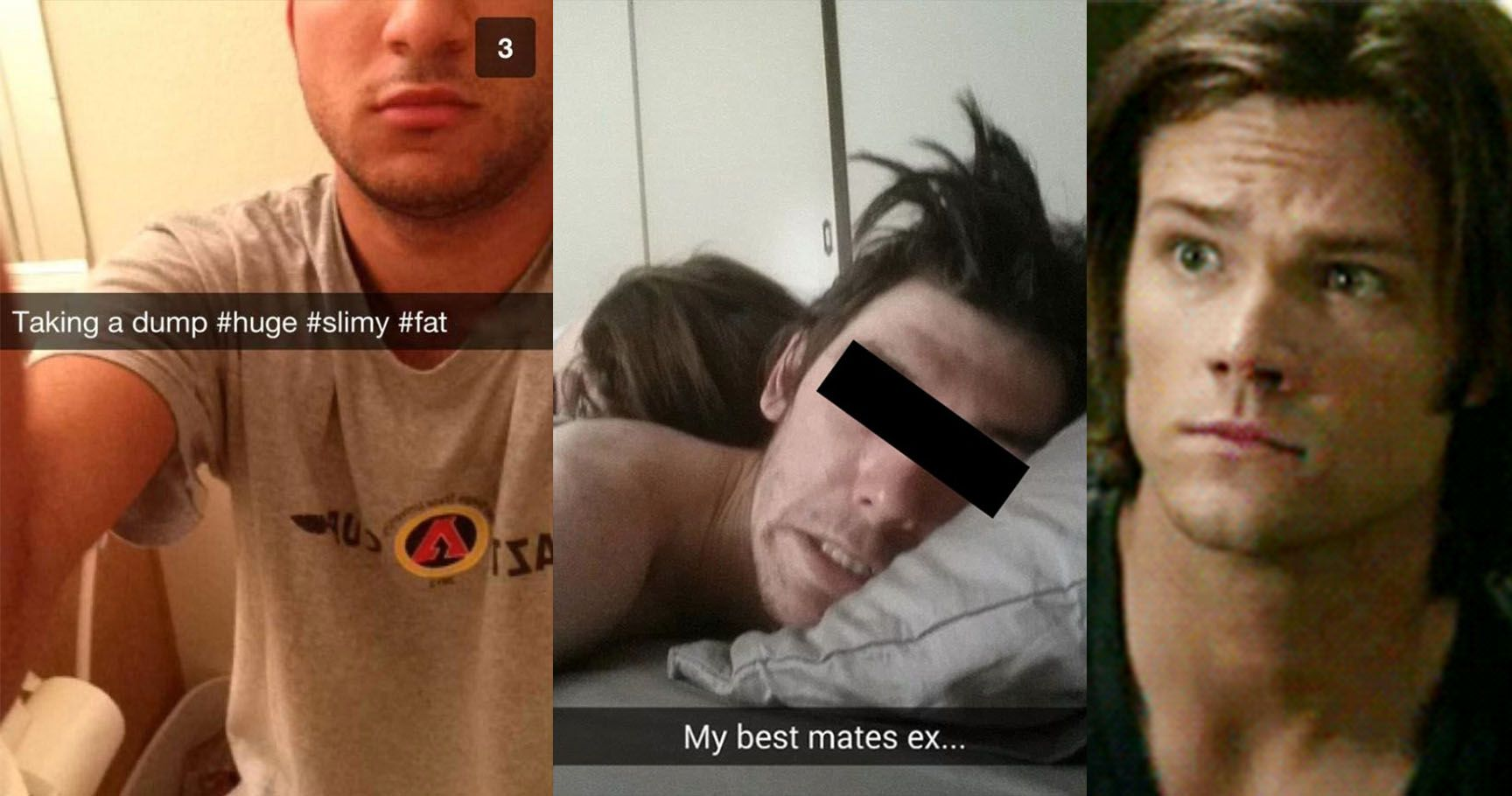 15 Deplorable People Who Need Their Snapchat Privileges Revoked