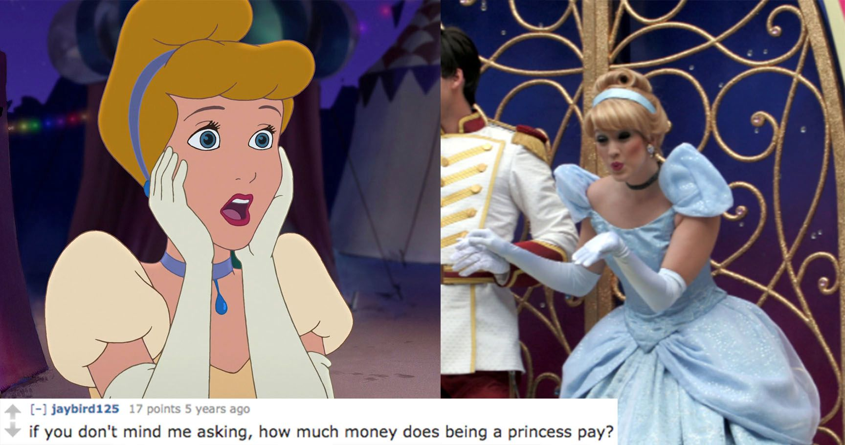 Disney Princess Confessions: 15 Tell-Alls From Disney Park Workers