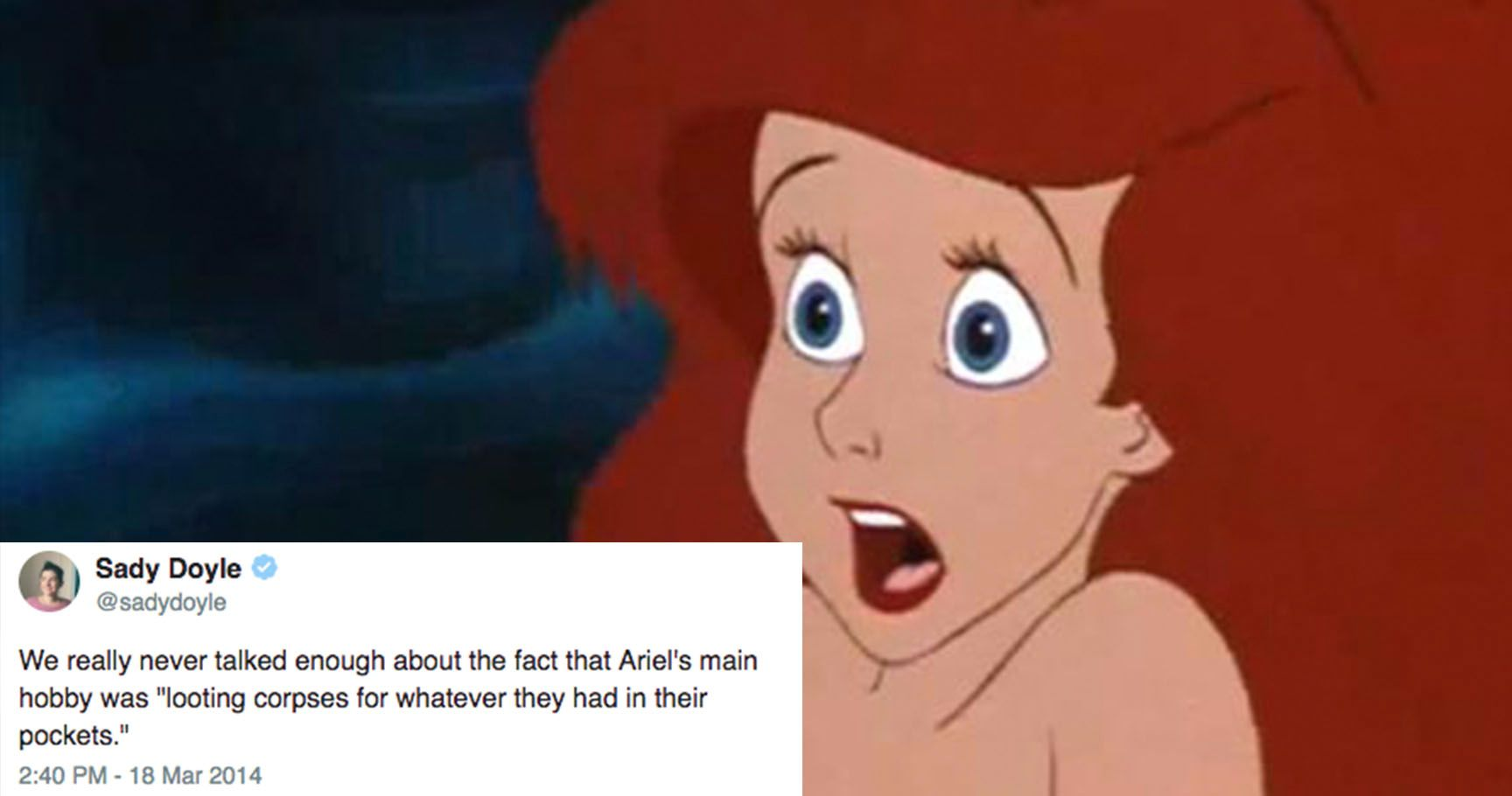 15 Outrageous Disney Tweets That Actually Make A Good Point