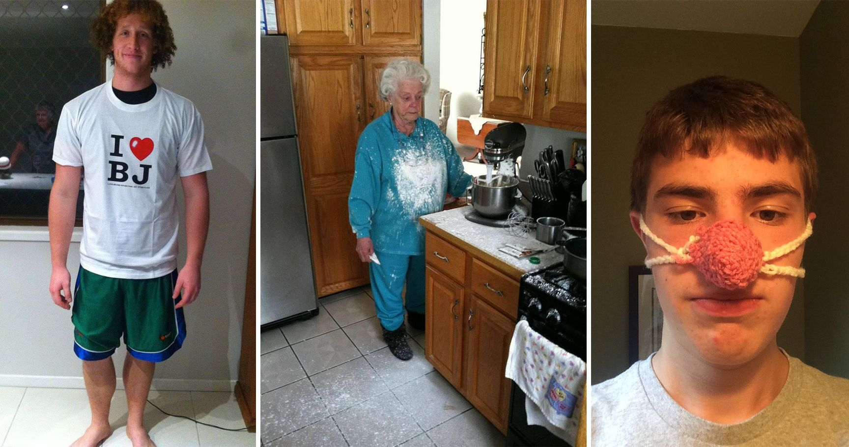 15 Grandparents Who Tried The Best They Could And Hilariously Failed