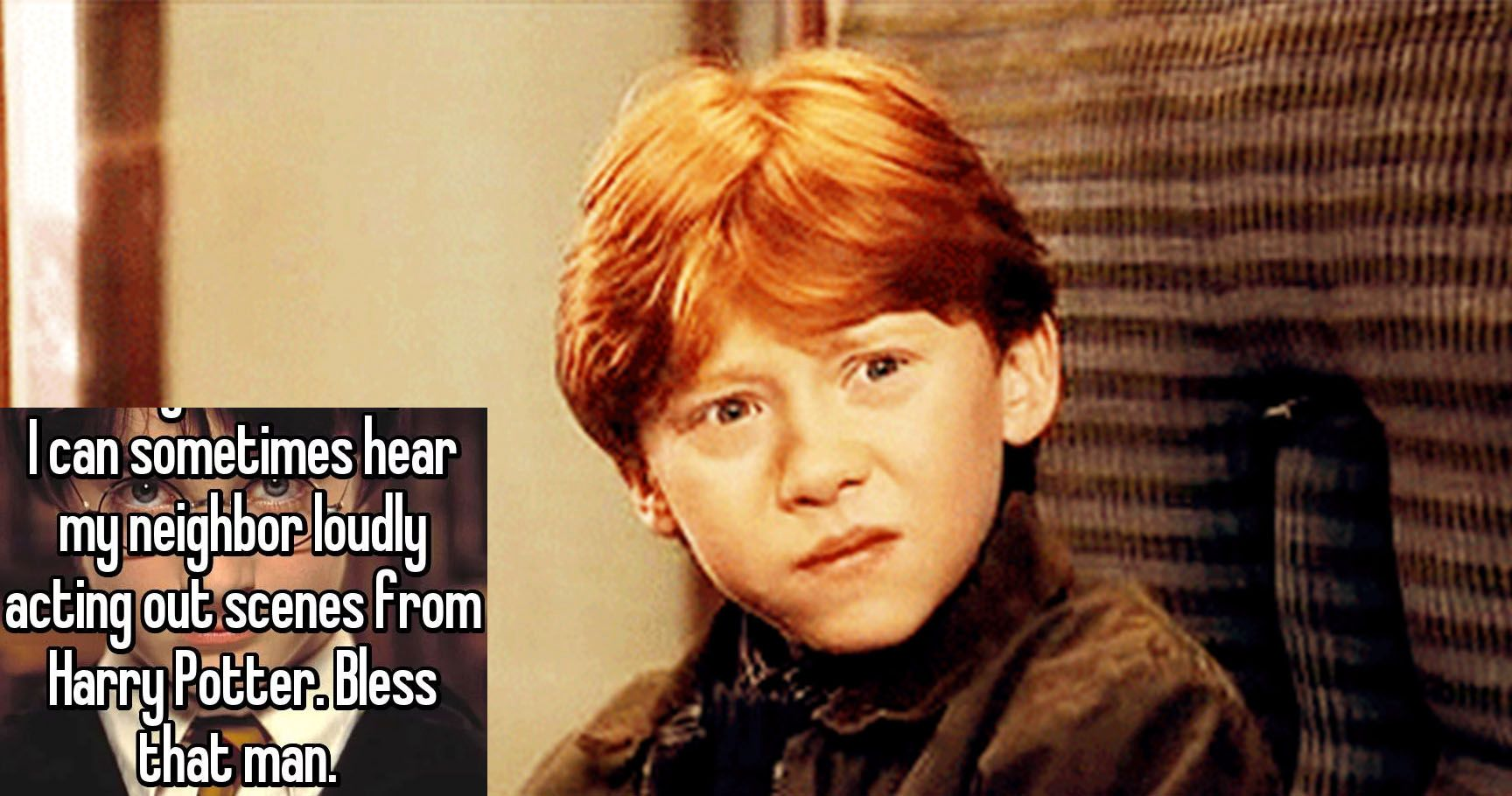 Whisper: 15 Confessions That Prove Potterheads Are Weird AF