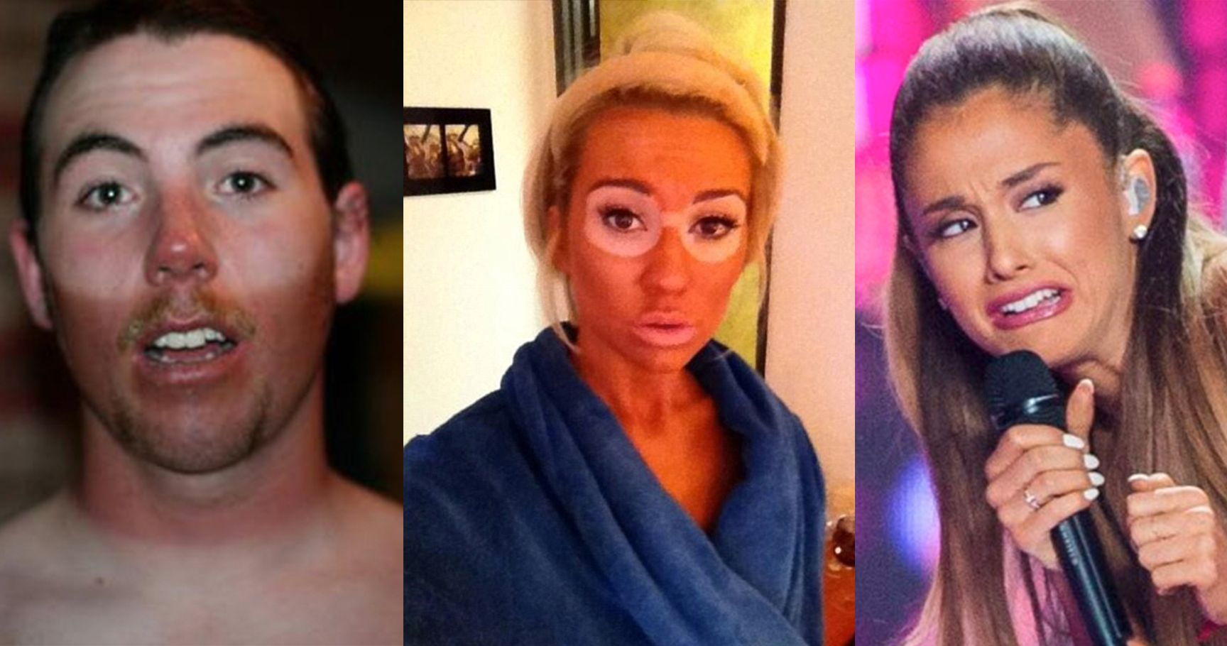15 Horrifying Tans That No One Should Have Inflicted On Themselves