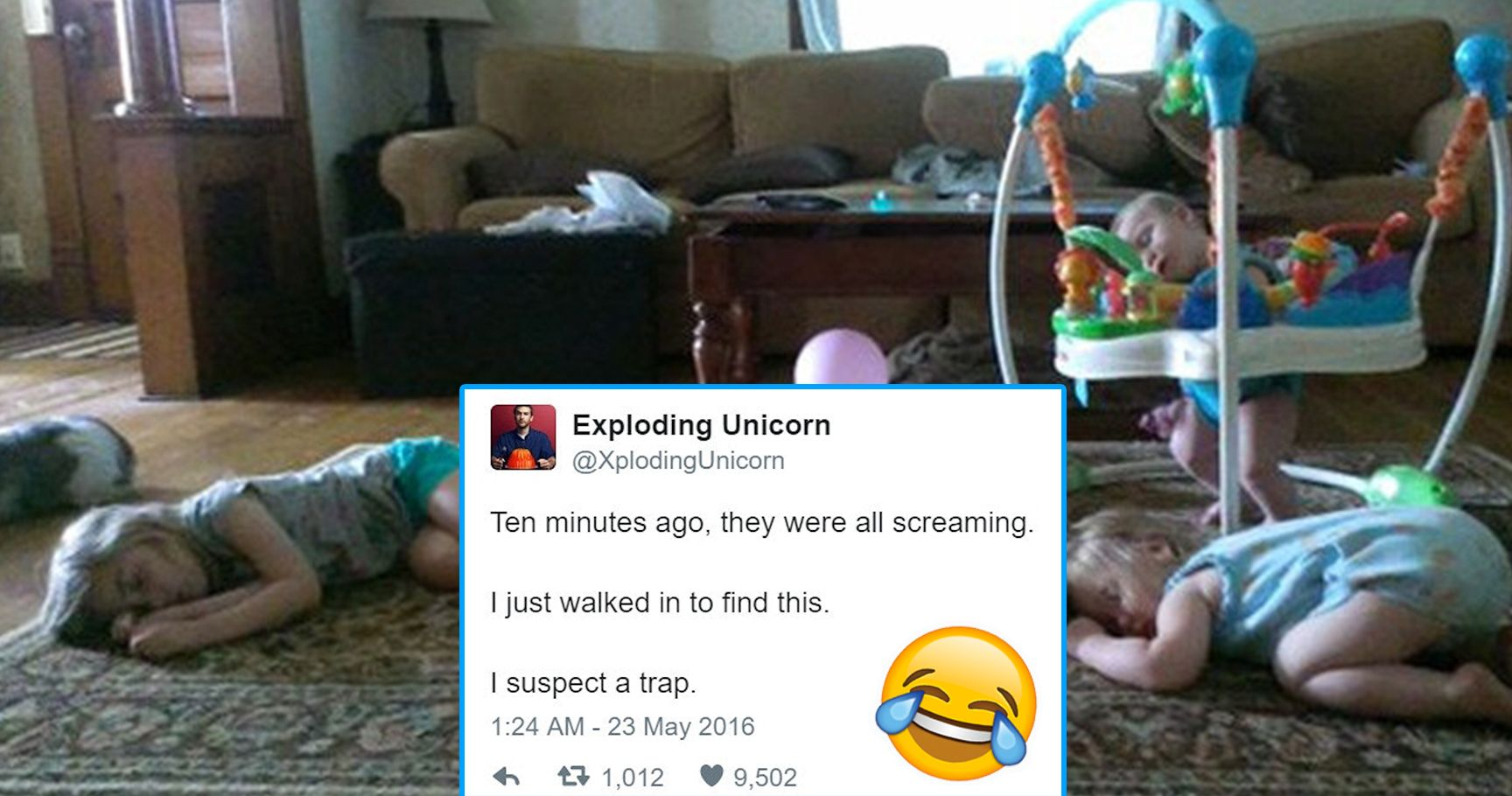 15 Hilarious Tweets That Couldn't Sum Up Parenthood More Accurately