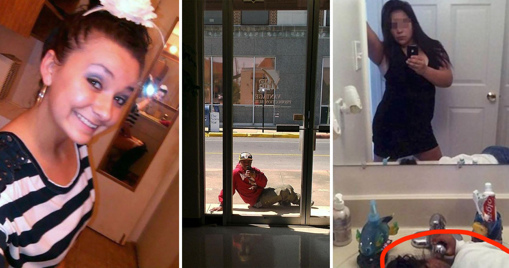 15 Reflection Fails That Have Us Ugly Laughing