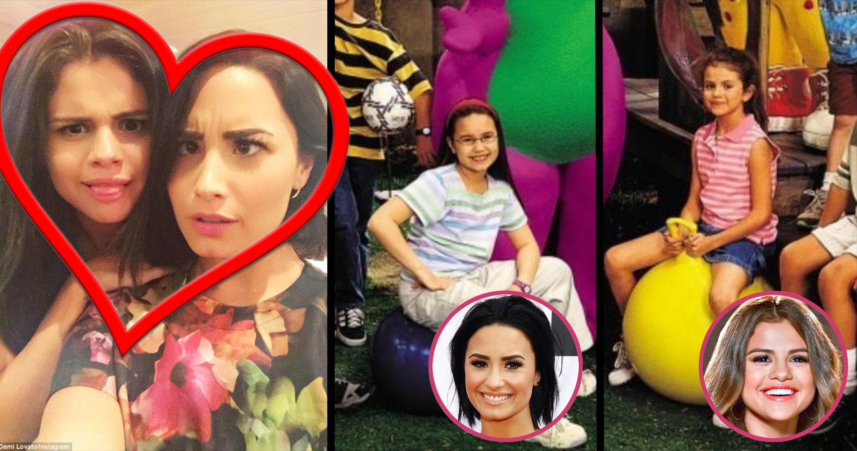 15 Times Demi Lovato And Selena Gomez Were The Ultimate BFFs