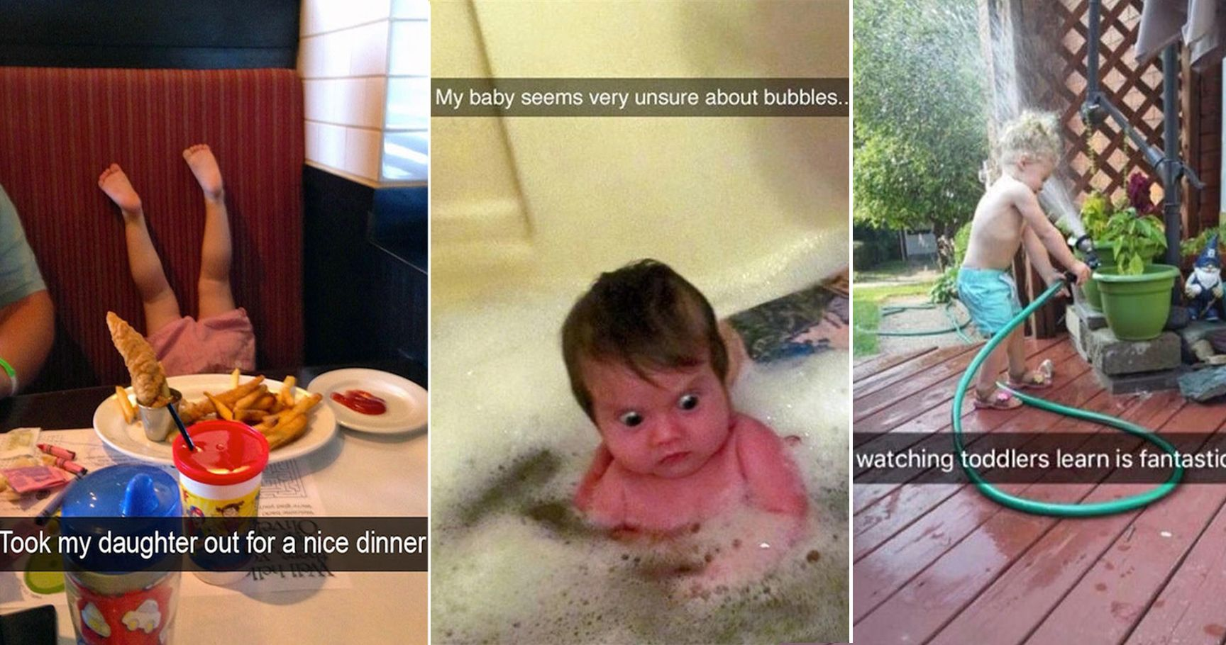 15 Ridiculous Snaps From Parents That Made Us LOL