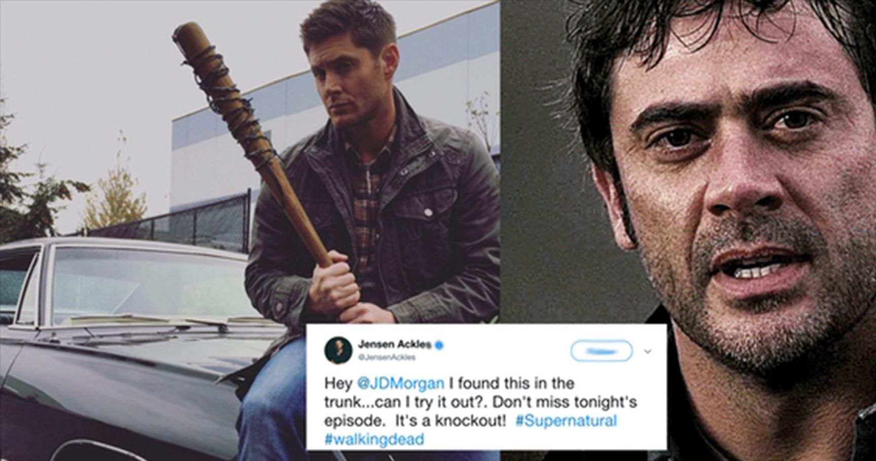 15 Sassy AF Tweets From The Cast Of 'Supernatural' That Are Pure Gold