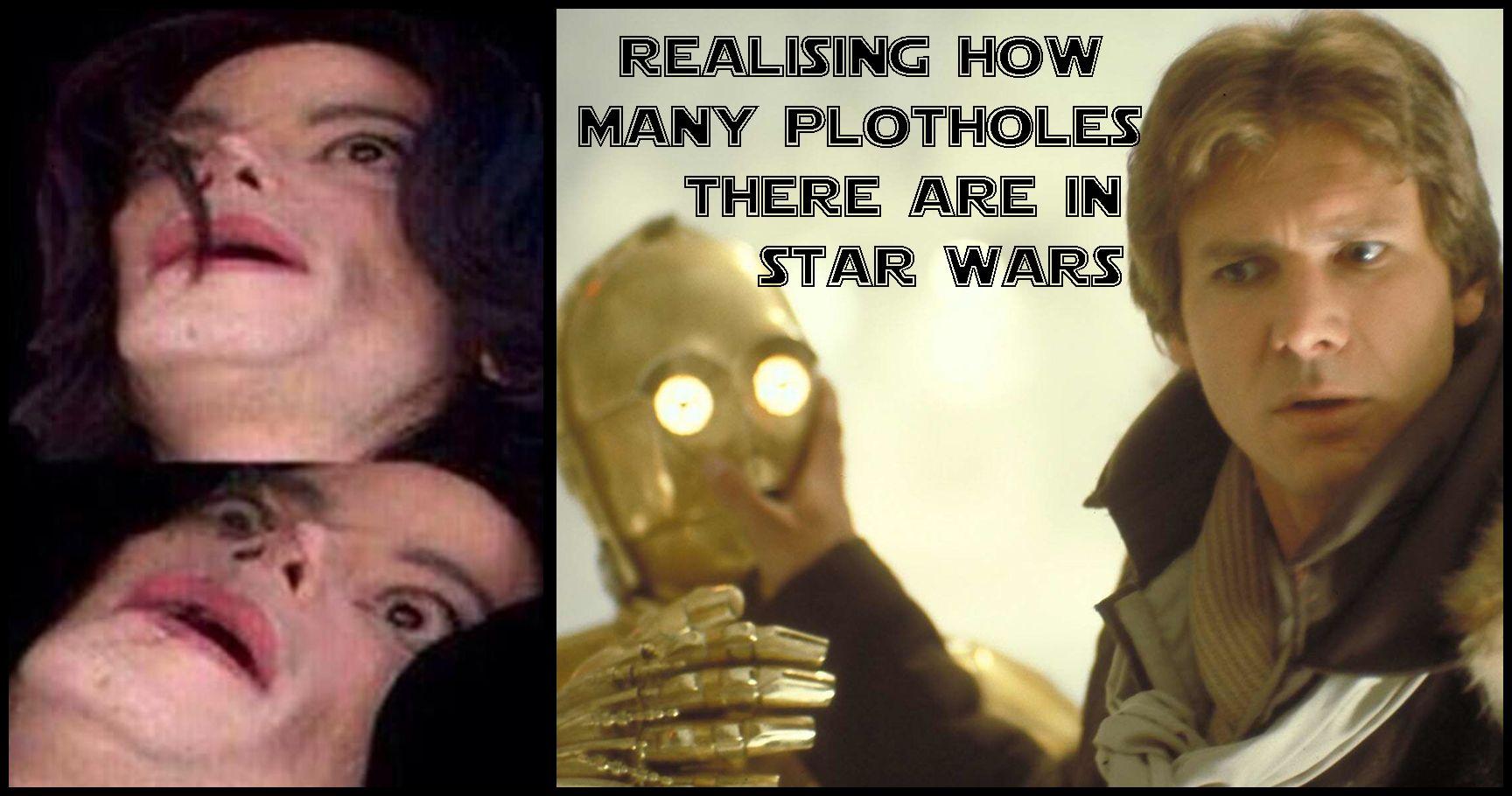 15 Unforgivable Star Wars Plot Holes