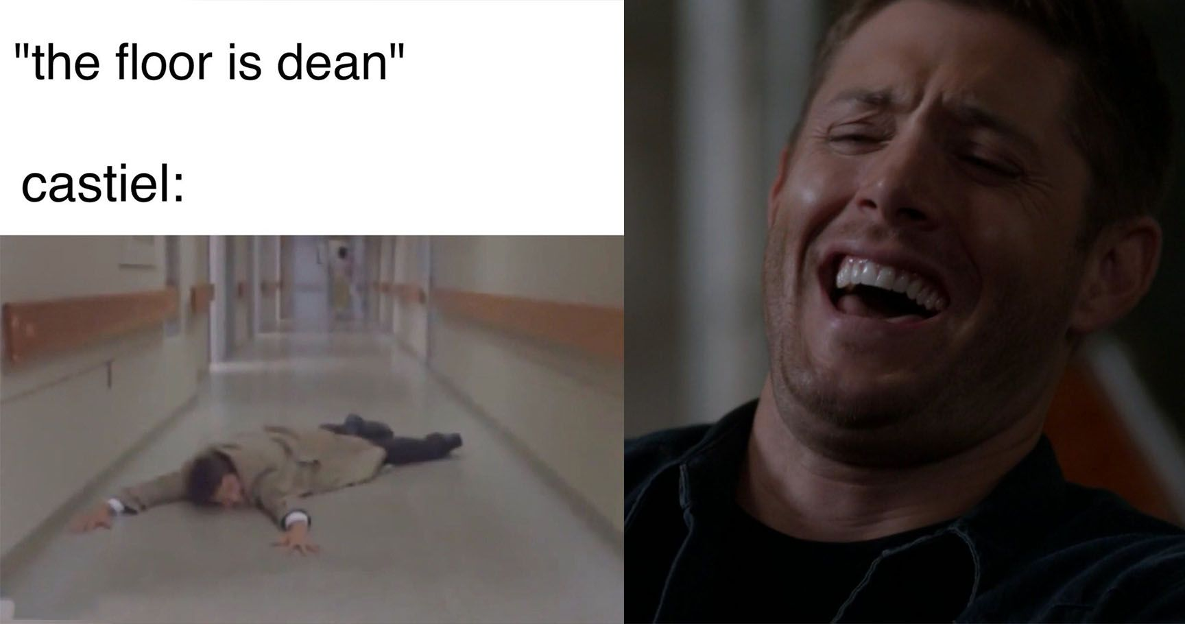 15 Totally Inappropriate 'Supernatural' Memes That Will Make You Nod Your Head