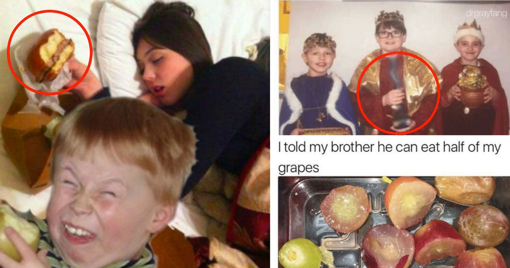 15 Brothers Who Are On A Different Level Of Savage