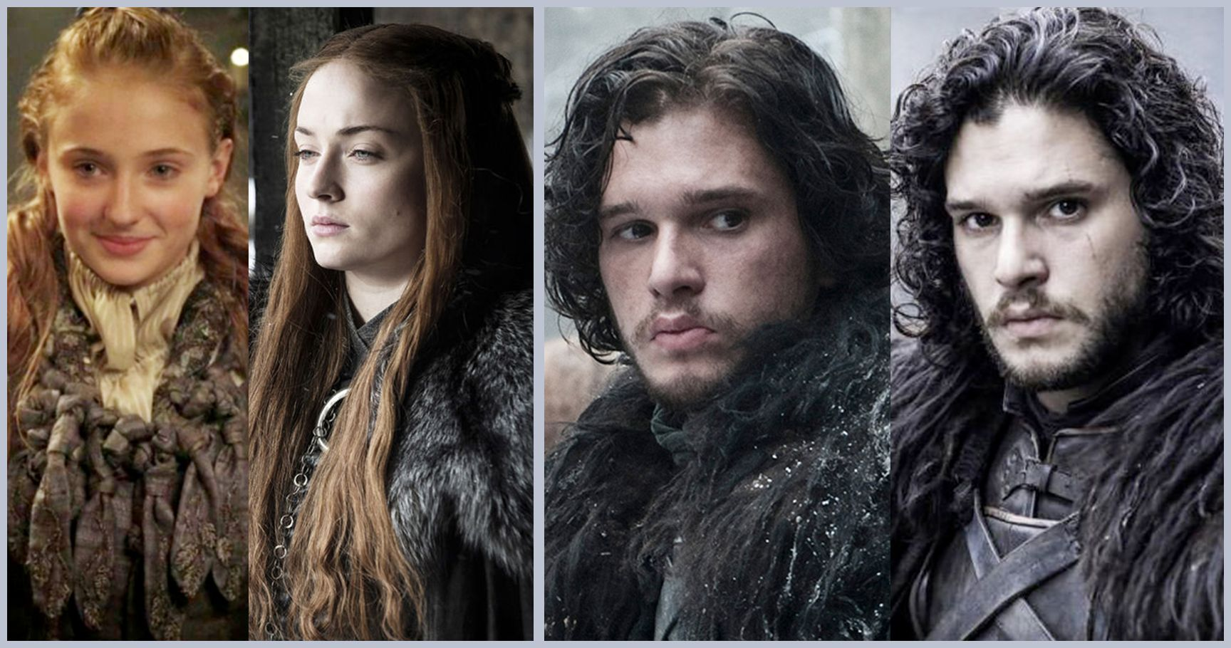 15 Incredible Game Of Thrones Cast Member Evolutions
