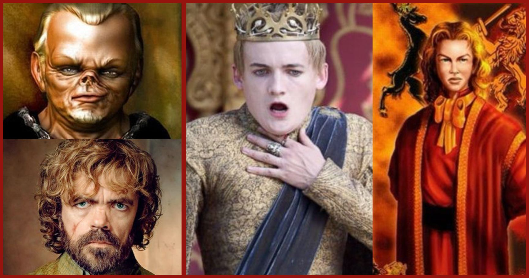15 GoT Characters Whose Appearance Was Dramatically Altered From The Books