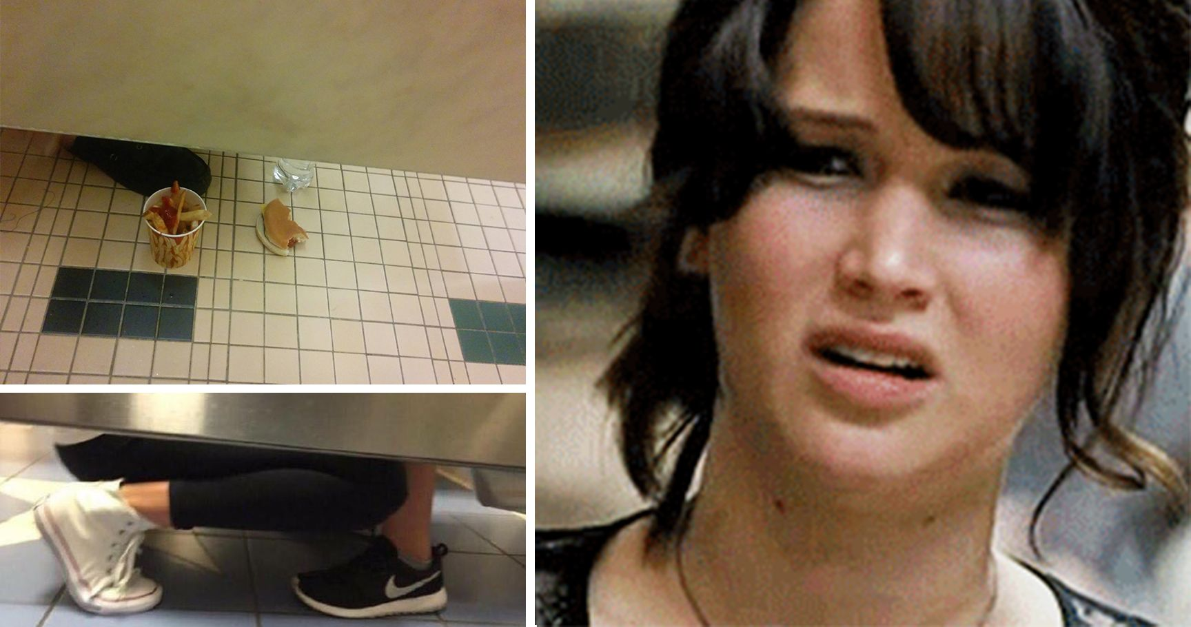 15 Inexplicable Horrors People Have Witnessed In Public Restrooms