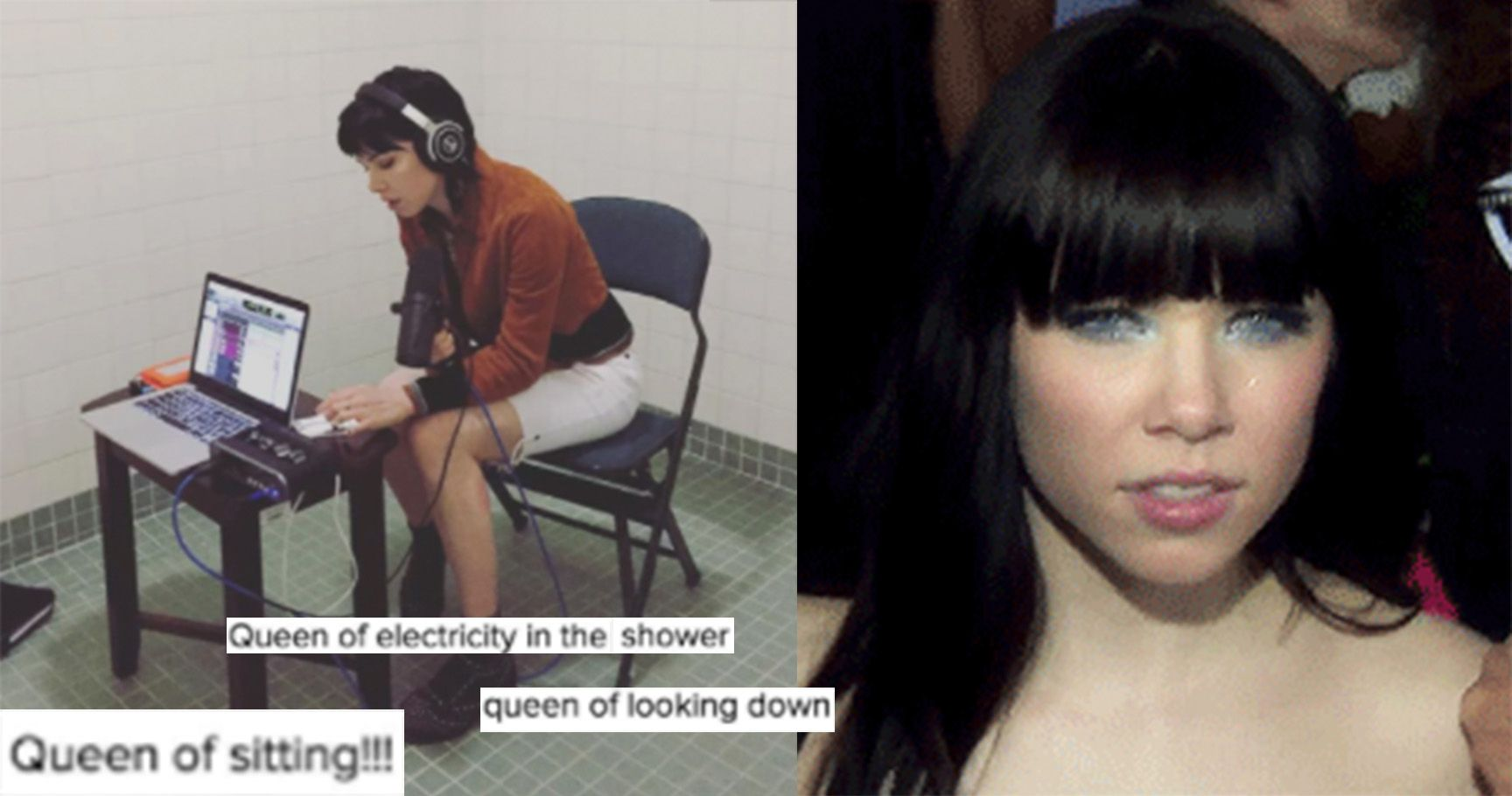 """15 Hilariously Absurd Things Carly Rae Jepsen Is """"Queen Of"""""""