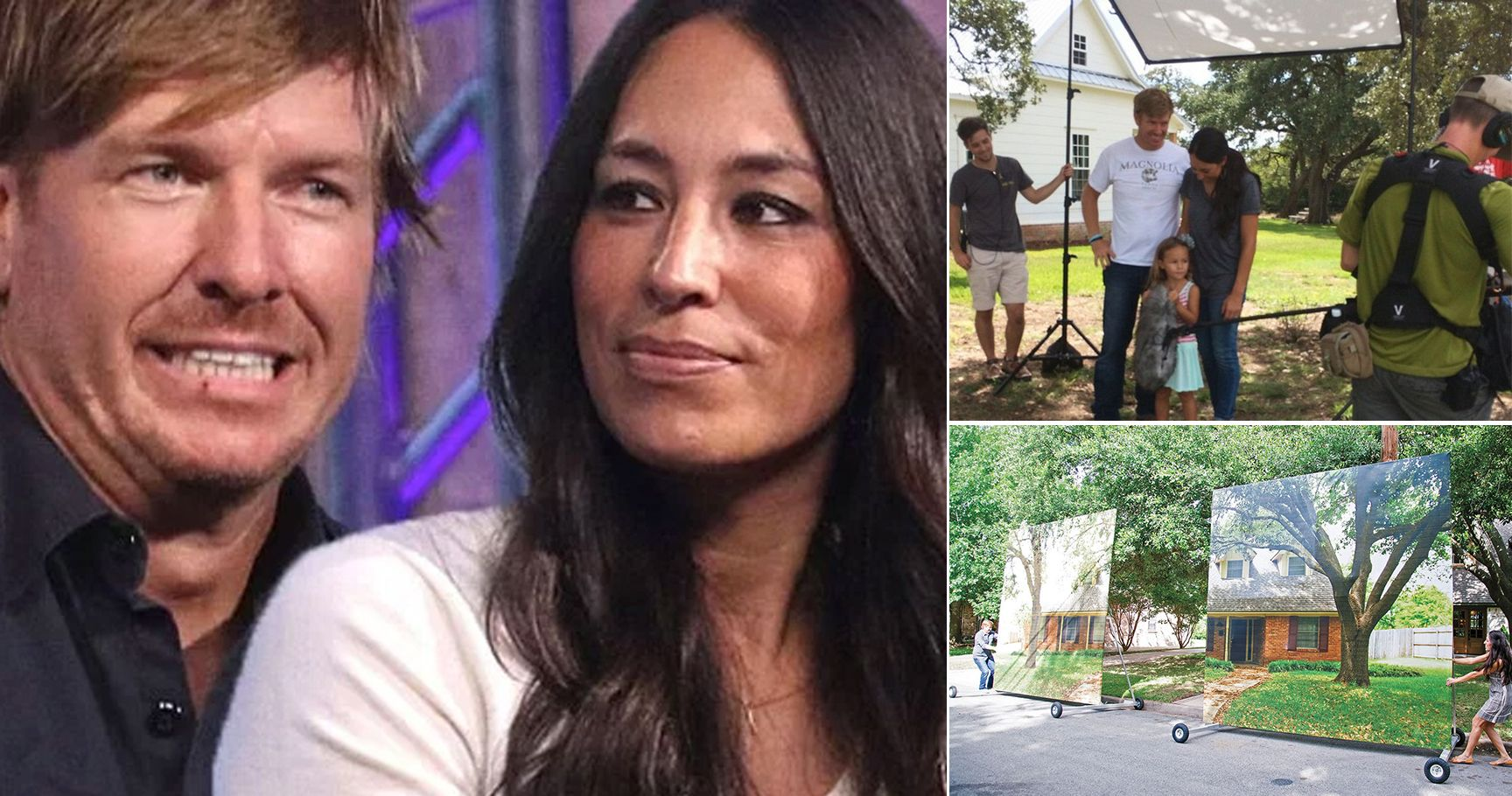 15 Little Known Facts About 'Fixer Upper's' Chip And Joanna Gaines