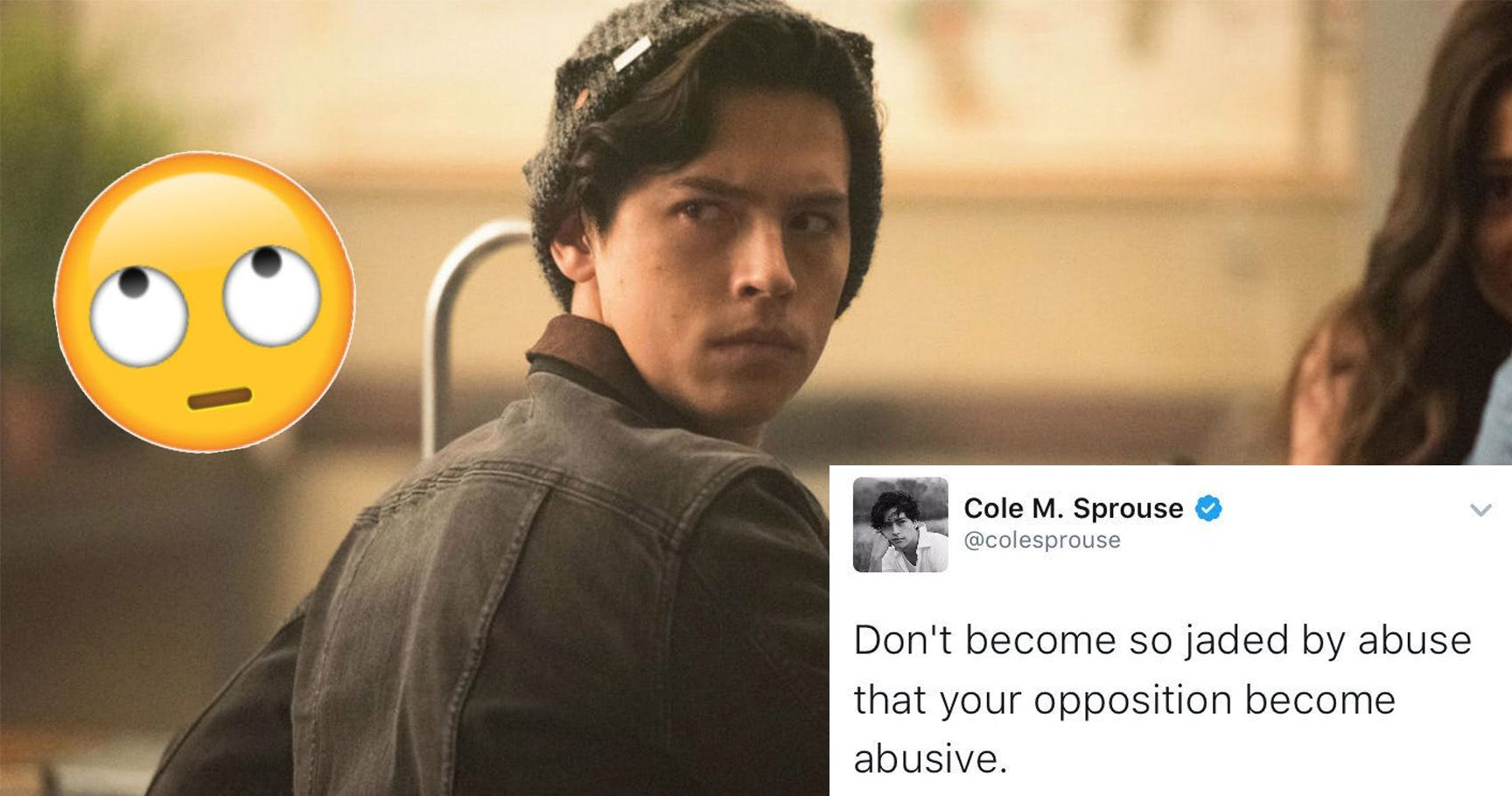 15 Unforgivable Times Cole Sprouse Made It Easy To Hate Him
