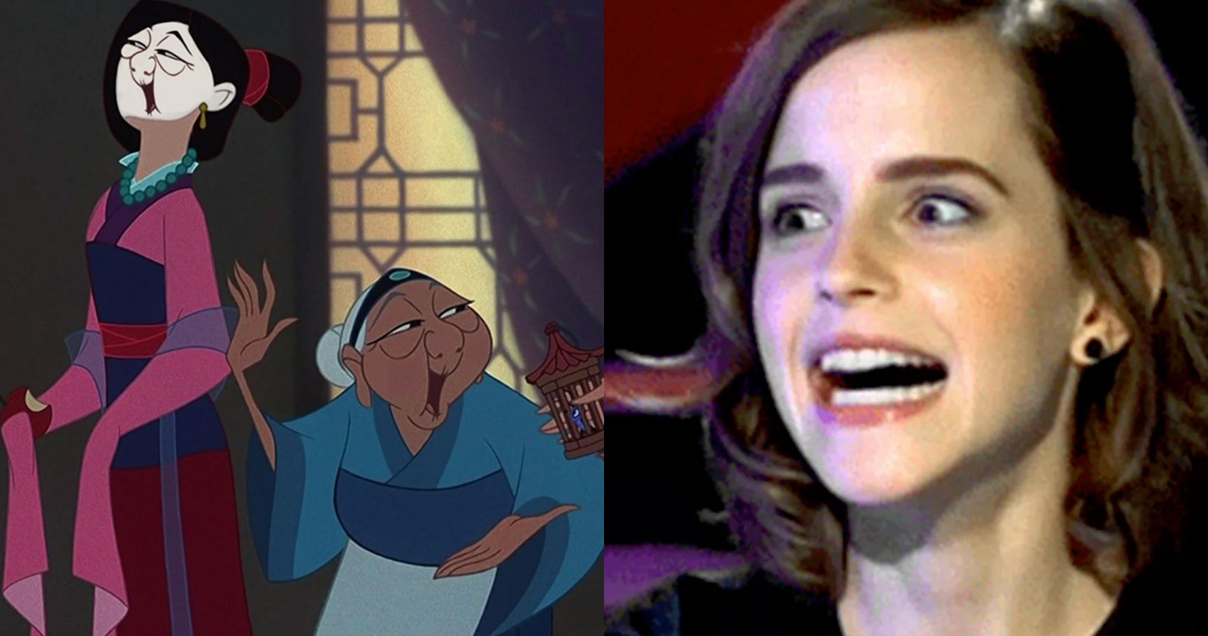 15 Horrifying Disney Face Swaps We Can't Unsee