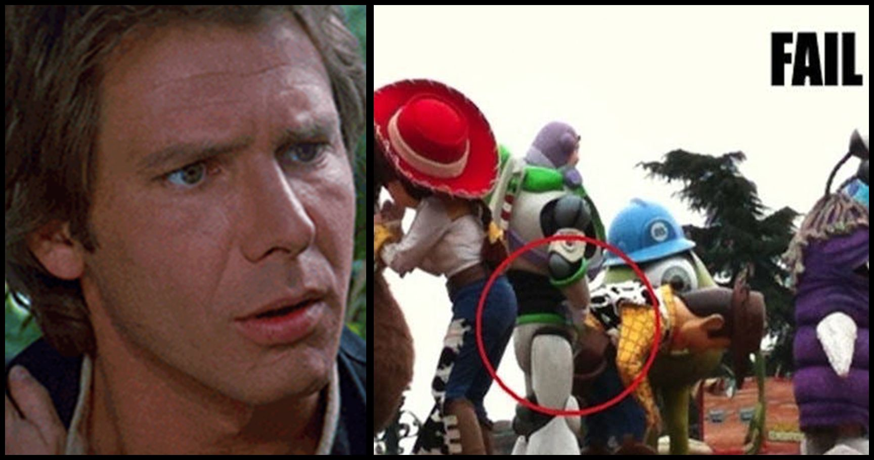 15 Most Epic Photo Fails From Disney Parks