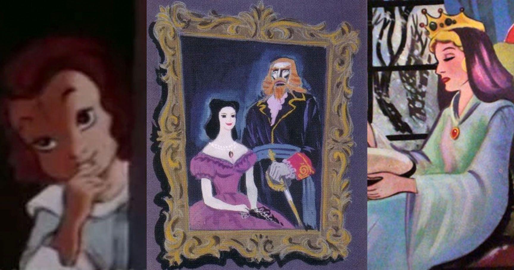 The Disney Vault: 15 Disney Princesses They Never Released