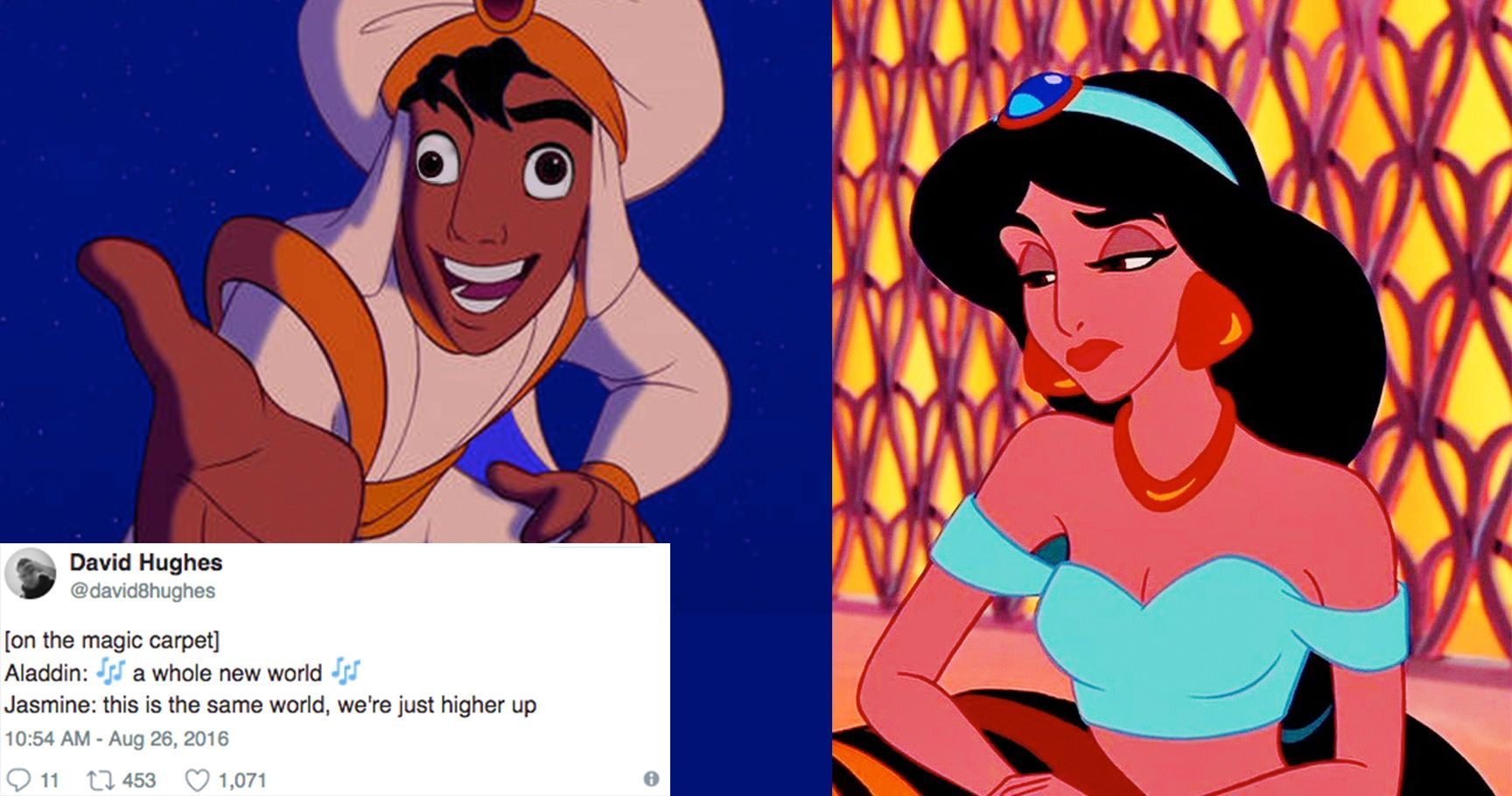 15 Hysterical Disney Tweets That Have Us Gasping For Air