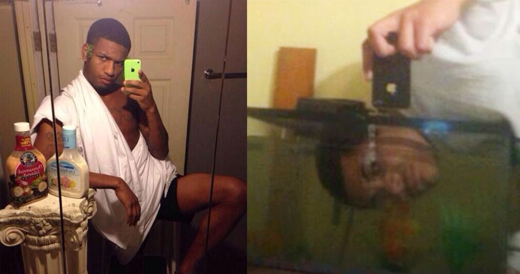 15 Ridiculous People Whose Selfie Games Are Extra AF